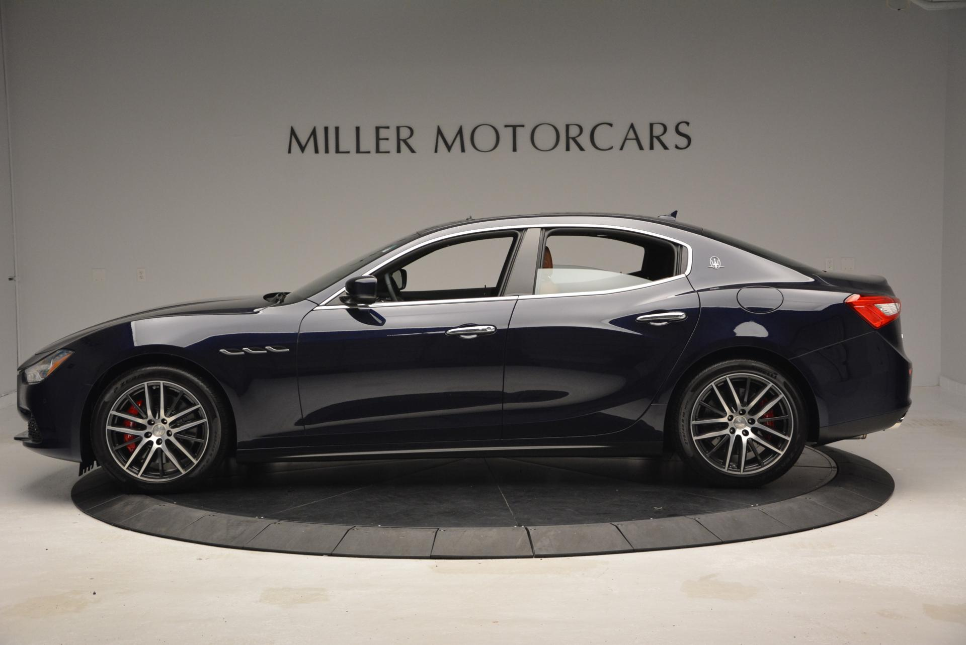 New 2016 Maserati Ghibli S Q4 For Sale In Greenwich, CT. Alfa Romeo of Greenwich, W286 52_p3