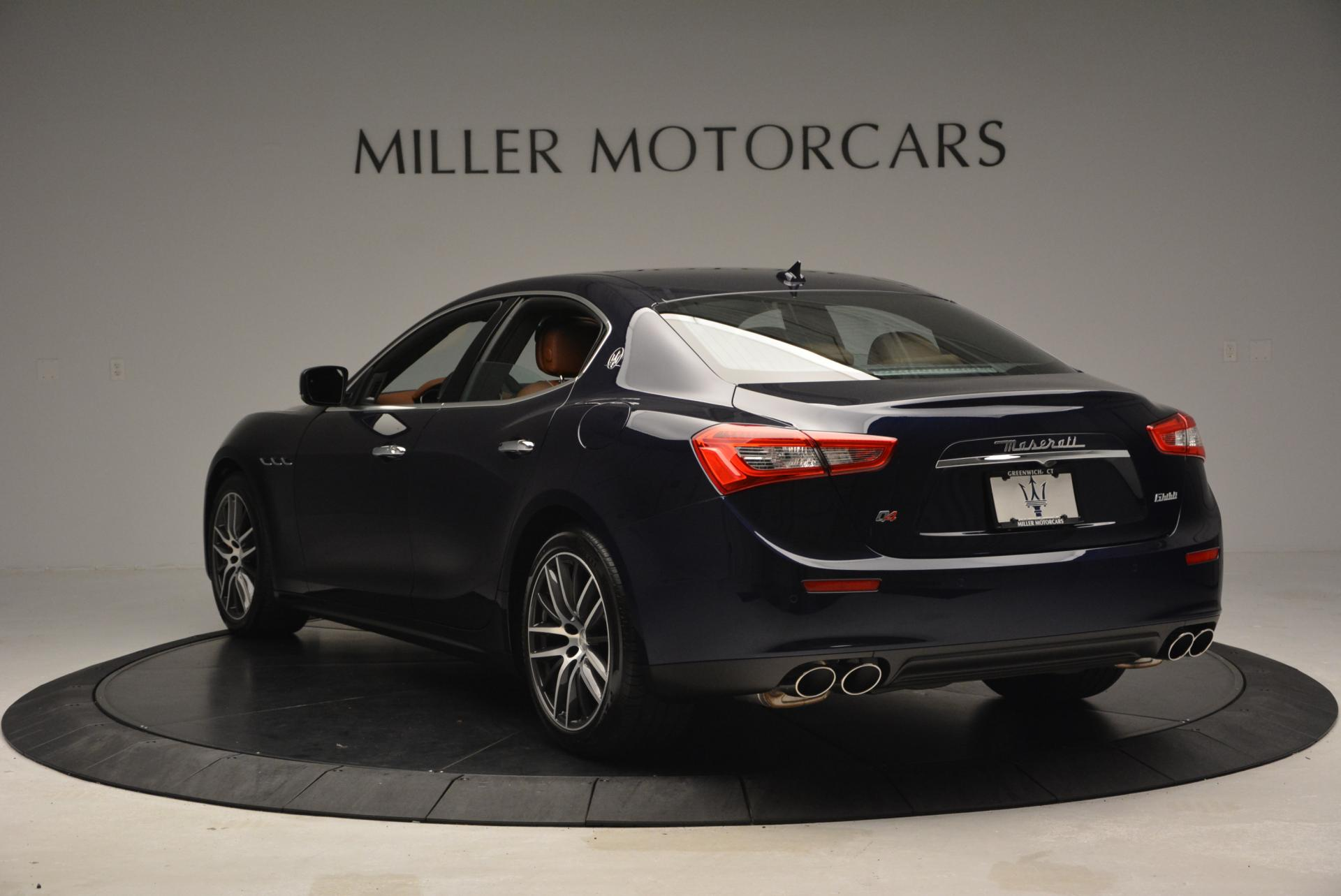 New 2016 Maserati Ghibli S Q4 For Sale In Greenwich, CT. Alfa Romeo of Greenwich, W286 52_p5