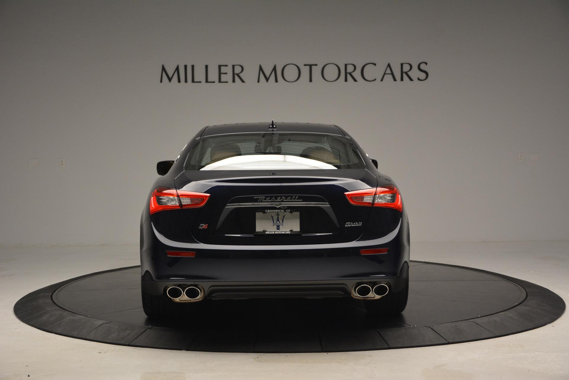 New 2016 Maserati Ghibli S Q4 For Sale In Greenwich, CT. Alfa Romeo of Greenwich, W286 52_p6