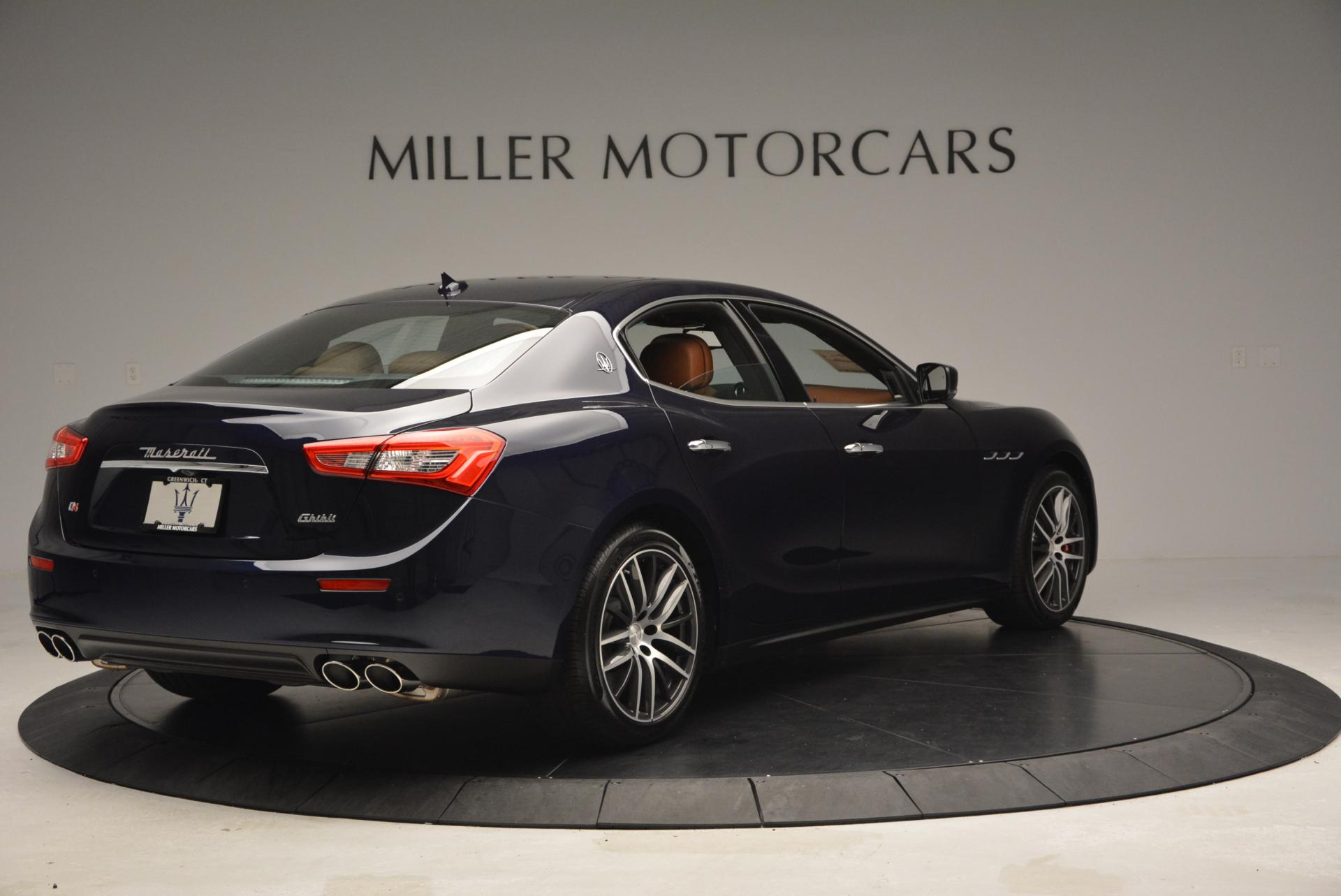 New 2016 Maserati Ghibli S Q4 For Sale In Greenwich, CT. Alfa Romeo of Greenwich, W286 52_p7
