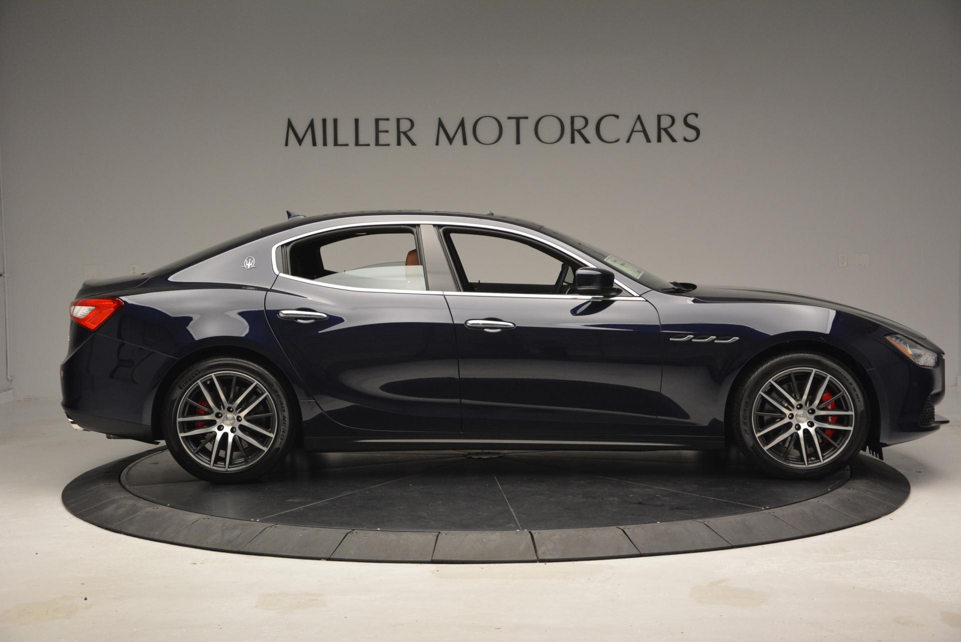 New 2016 Maserati Ghibli S Q4 For Sale In Greenwich, CT. Alfa Romeo of Greenwich, W286 52_p9