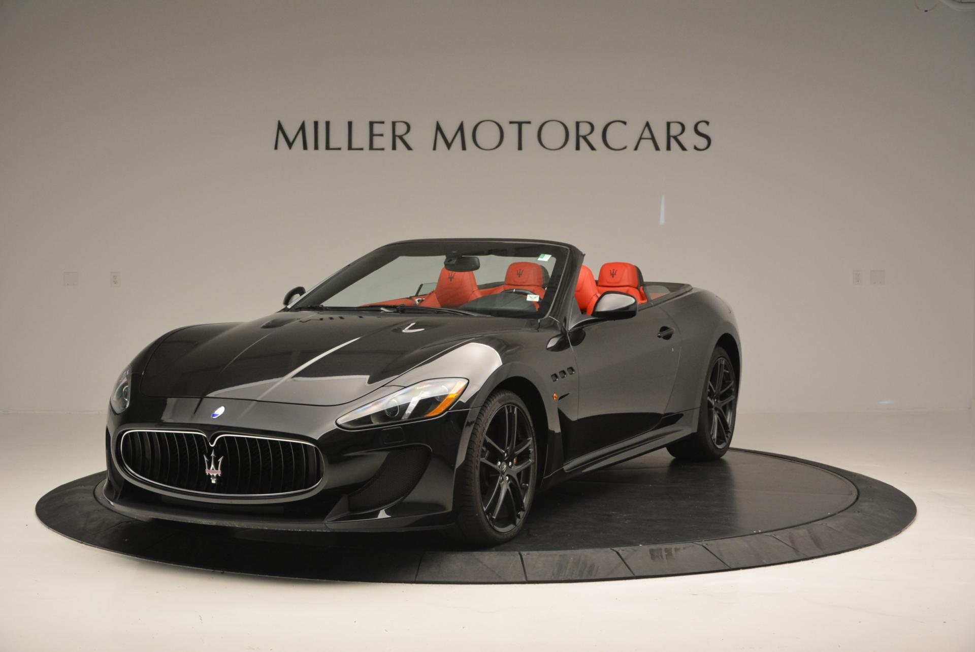 Used 2013 Maserati GranTurismo MC For Sale In Greenwich, CT. Alfa Romeo of Greenwich, 7081 521_main