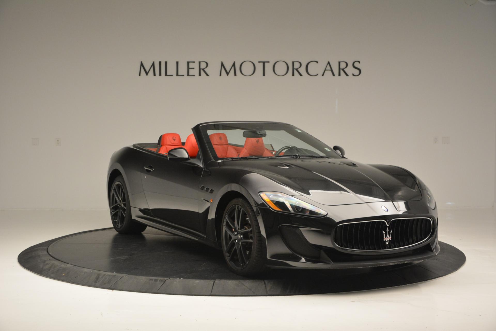 Used 2013 Maserati GranTurismo MC For Sale In Greenwich, CT. Alfa Romeo of Greenwich, 7081 521_p11