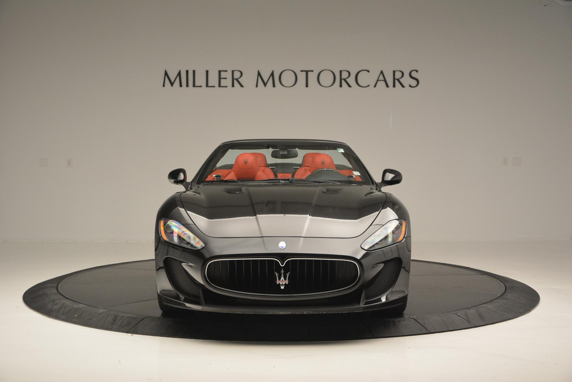 Used 2013 Maserati GranTurismo MC For Sale In Greenwich, CT. Alfa Romeo of Greenwich, 7081 521_p12