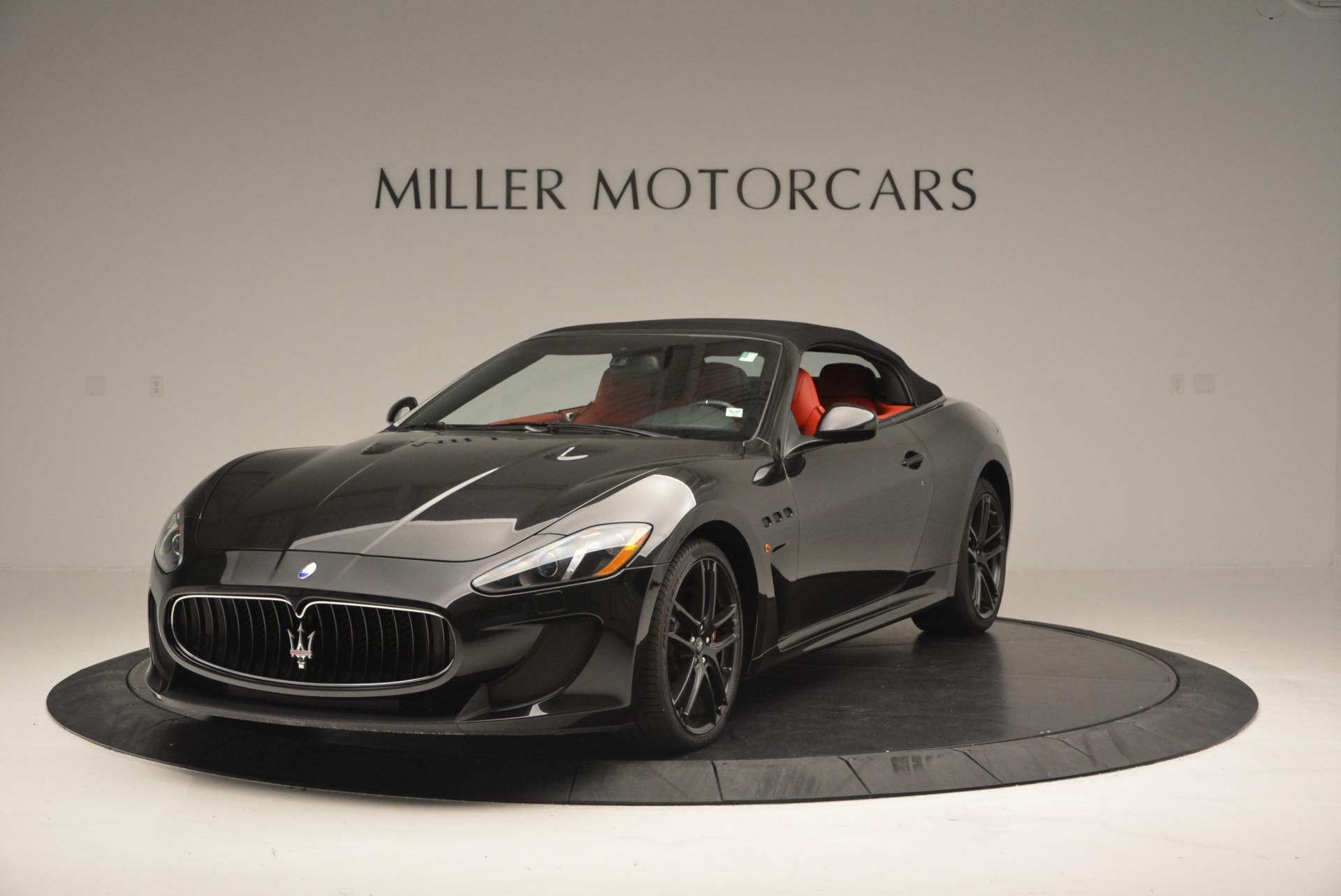 Used 2013 Maserati GranTurismo MC For Sale In Greenwich, CT. Alfa Romeo of Greenwich, 7081 521_p13