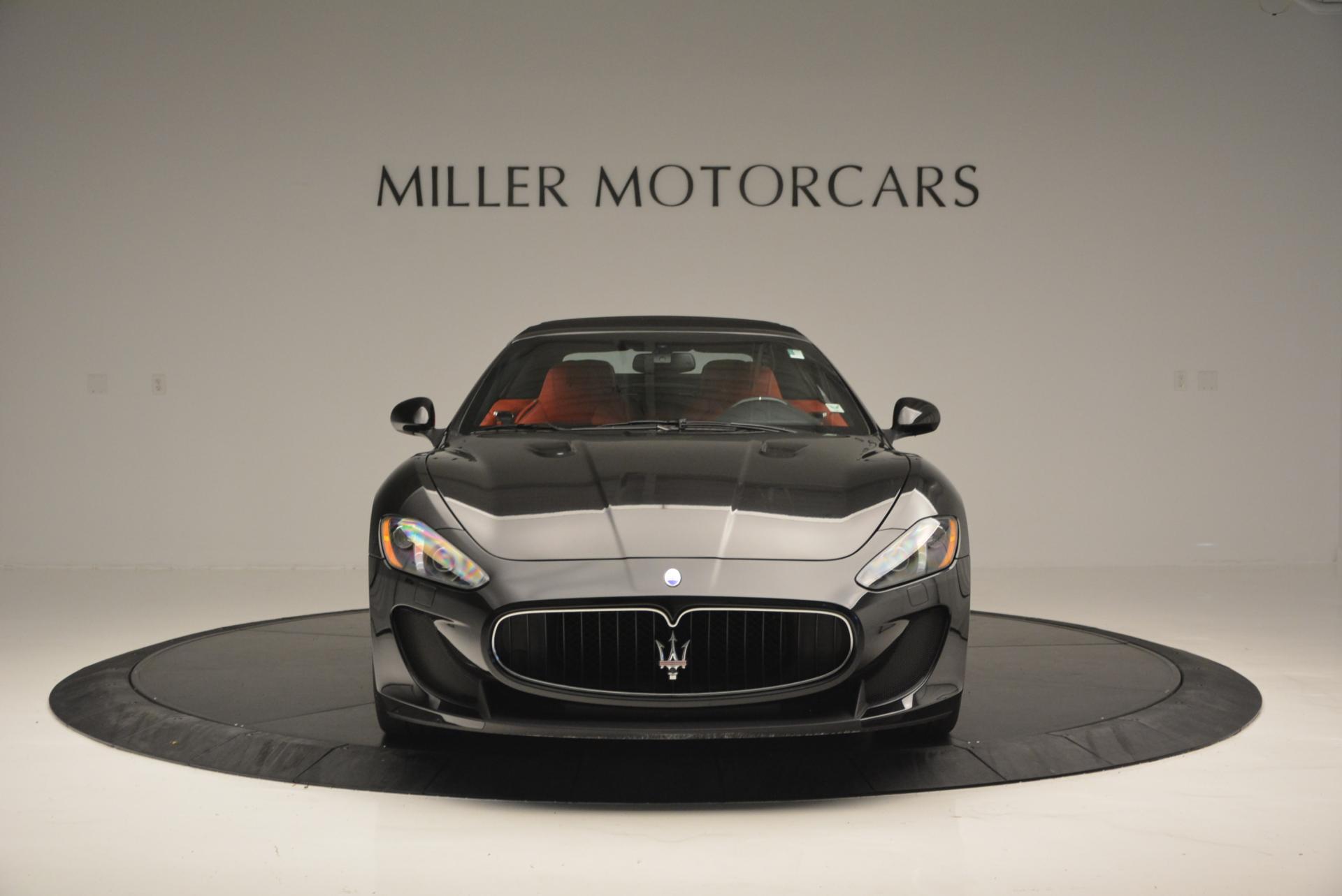 Used 2013 Maserati GranTurismo MC For Sale In Greenwich, CT. Alfa Romeo of Greenwich, 7081 521_p19