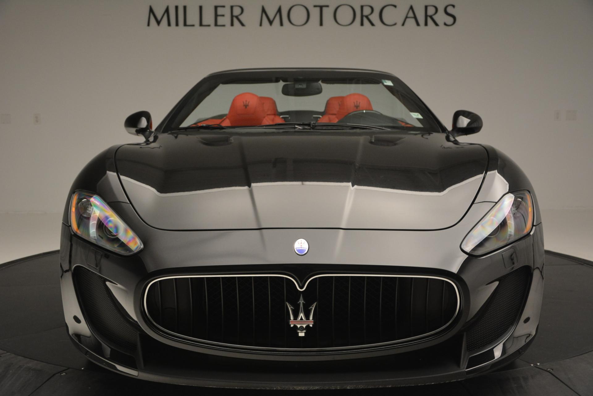 Used 2013 Maserati GranTurismo MC For Sale In Greenwich, CT. Alfa Romeo of Greenwich, 7081 521_p20
