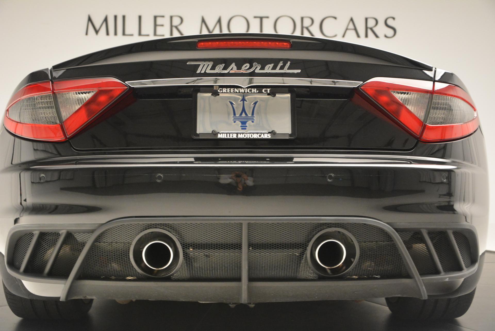 Used 2013 Maserati GranTurismo MC For Sale In Greenwich, CT. Alfa Romeo of Greenwich, 7081 521_p21