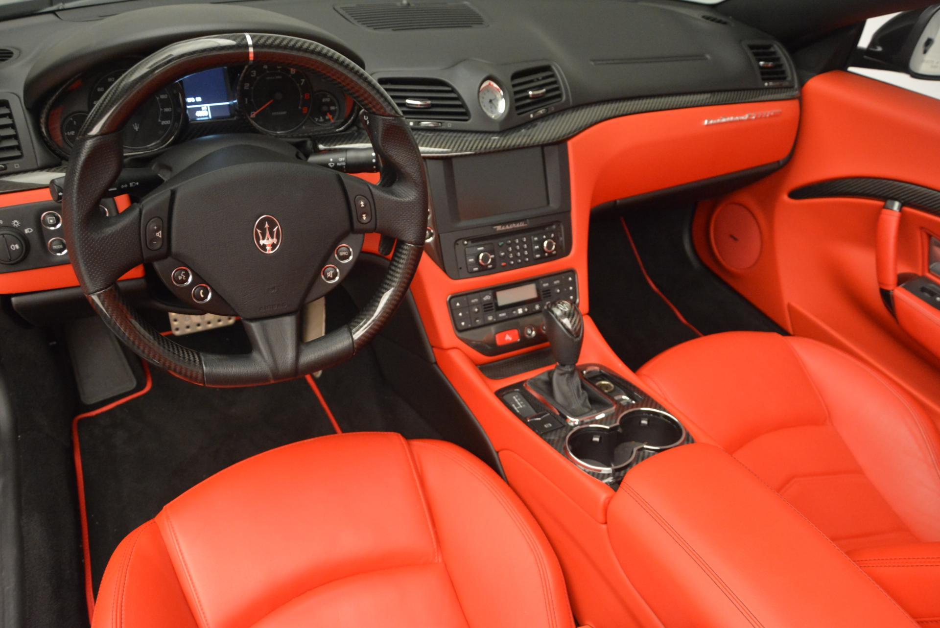 Used 2013 Maserati GranTurismo MC For Sale In Greenwich, CT. Alfa Romeo of Greenwich, 7081 521_p22