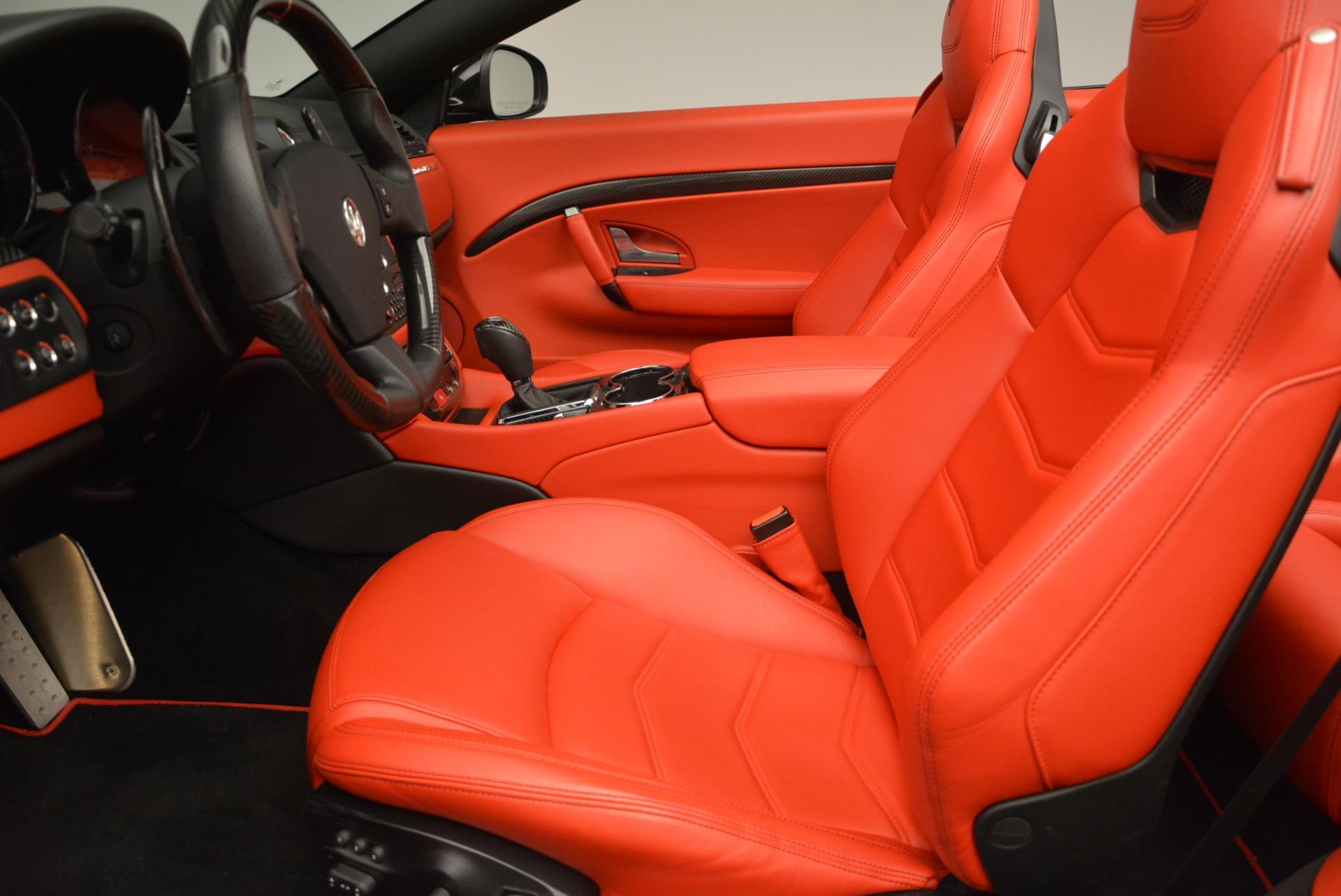 Used 2013 Maserati GranTurismo MC For Sale In Greenwich, CT. Alfa Romeo of Greenwich, 7081 521_p23