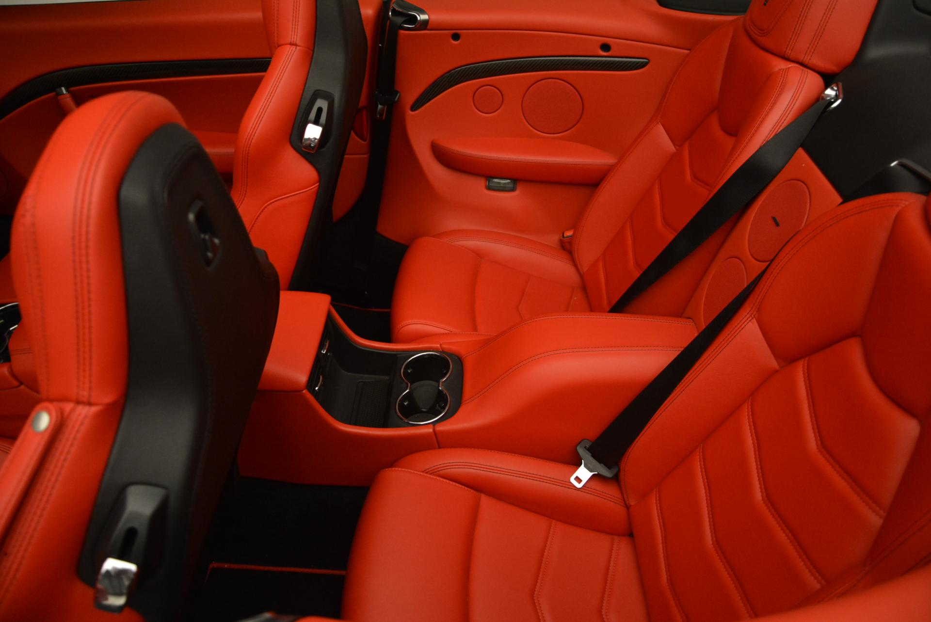 Used 2013 Maserati GranTurismo MC For Sale In Greenwich, CT. Alfa Romeo of Greenwich, 7081 521_p25