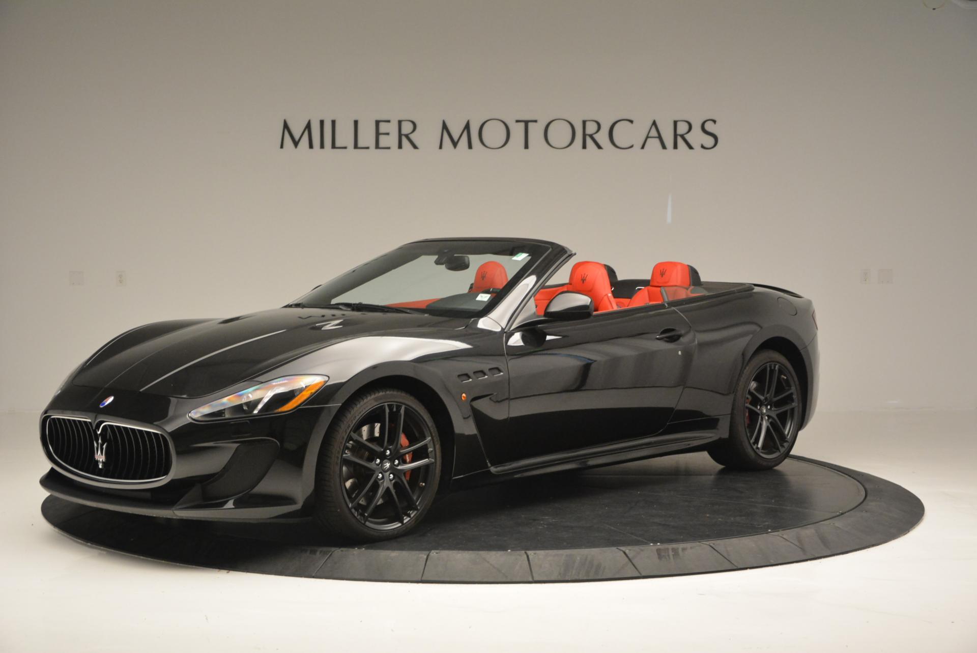 Used 2013 Maserati GranTurismo MC For Sale In Greenwich, CT. Alfa Romeo of Greenwich, 7081 521_p2