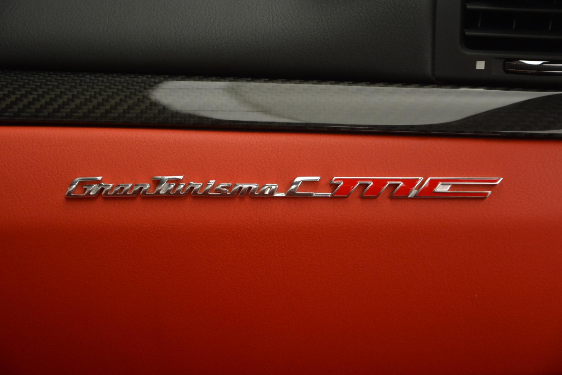 Used 2013 Maserati GranTurismo MC For Sale In Greenwich, CT. Alfa Romeo of Greenwich, 7081 521_p31
