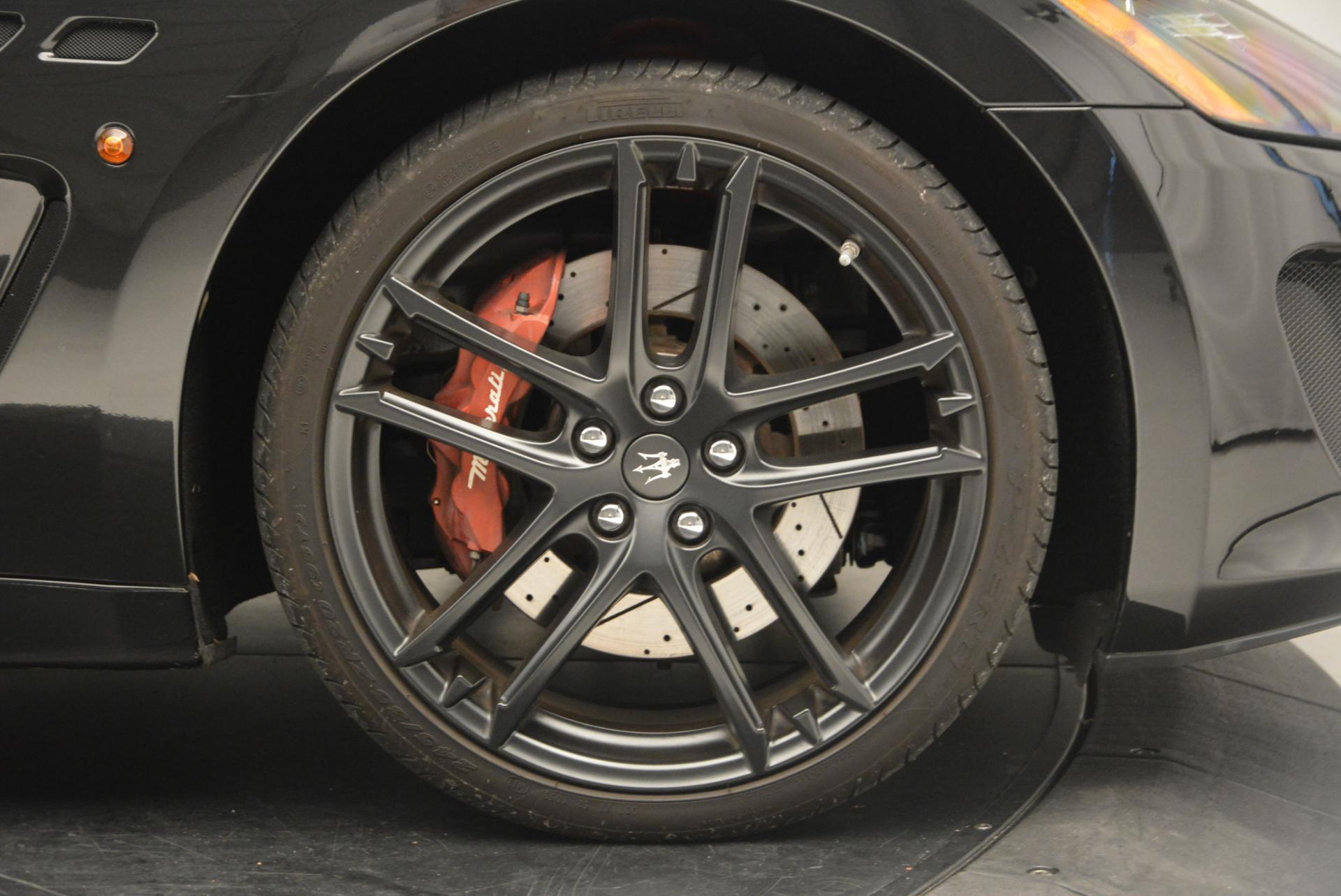 Used 2013 Maserati GranTurismo MC For Sale In Greenwich, CT. Alfa Romeo of Greenwich, 7081 521_p37