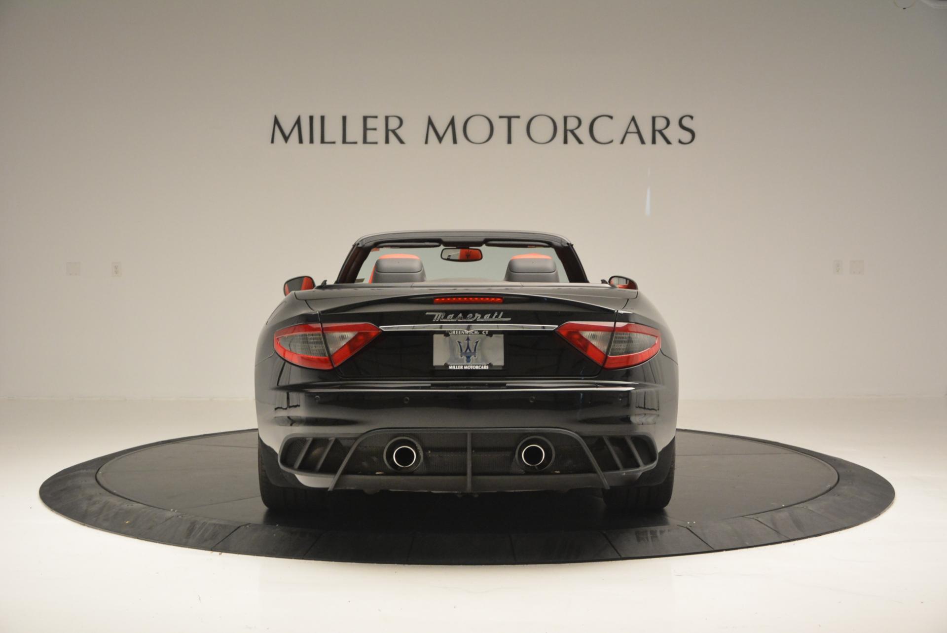 Used 2013 Maserati GranTurismo MC For Sale In Greenwich, CT. Alfa Romeo of Greenwich, 7081 521_p6