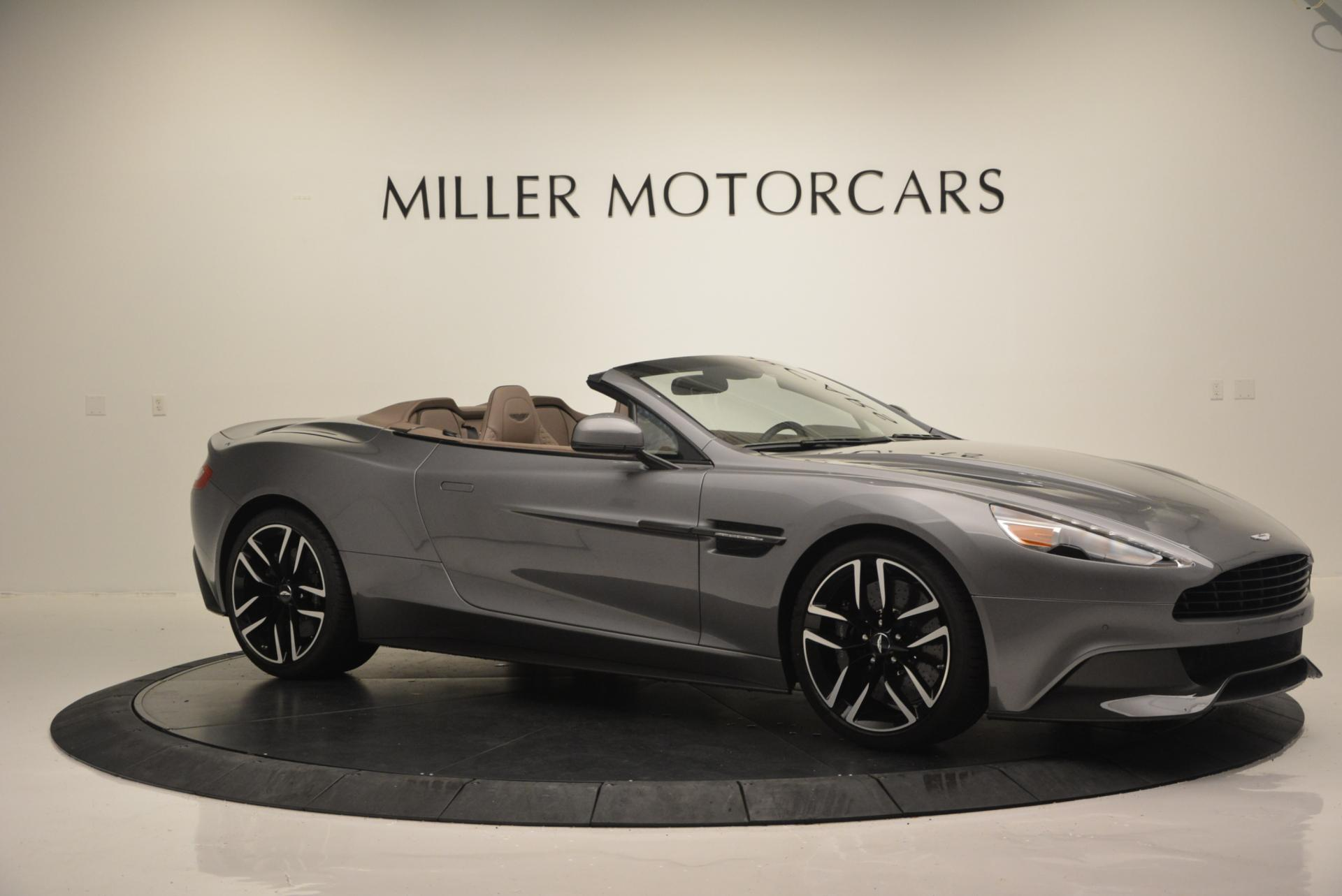 New 2016 Aston Martin Vanquish Volante For Sale In Greenwich, CT. Alfa Romeo of Greenwich, A1189 522_p10