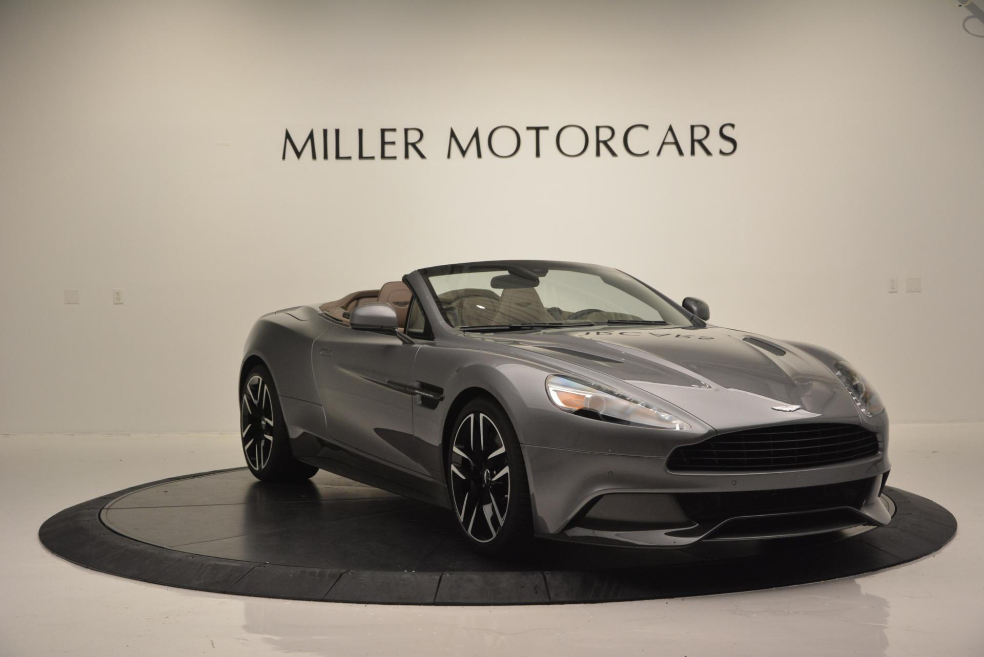 New 2016 Aston Martin Vanquish Volante For Sale In Greenwich, CT. Alfa Romeo of Greenwich, A1189 522_p11