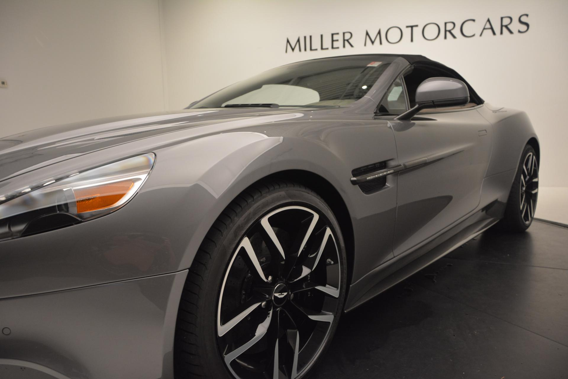 New 2016 Aston Martin Vanquish Volante For Sale In Greenwich, CT. Alfa Romeo of Greenwich, A1189 522_p28