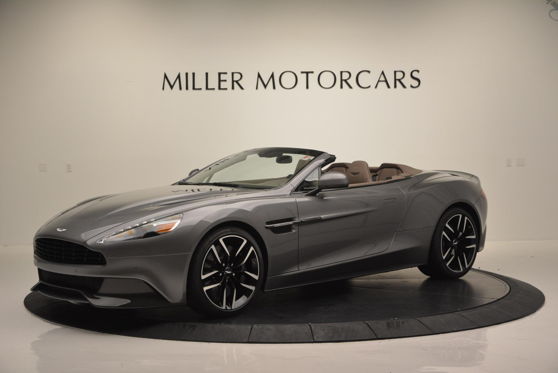 New 2016 Aston Martin Vanquish Volante For Sale In Greenwich, CT. Alfa Romeo of Greenwich, A1189 522_p2