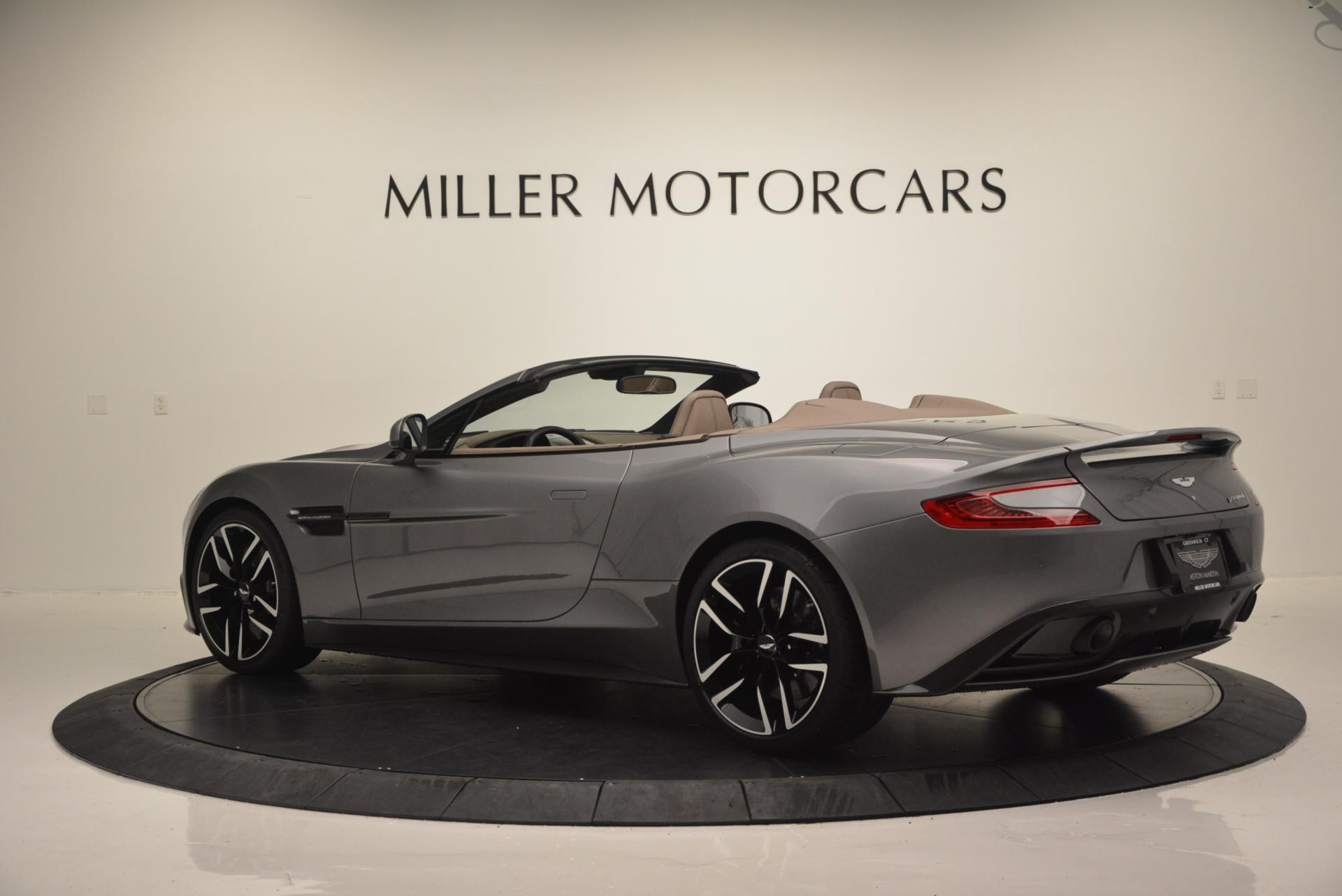 New 2016 Aston Martin Vanquish Volante For Sale In Greenwich, CT. Alfa Romeo of Greenwich, A1189 522_p4