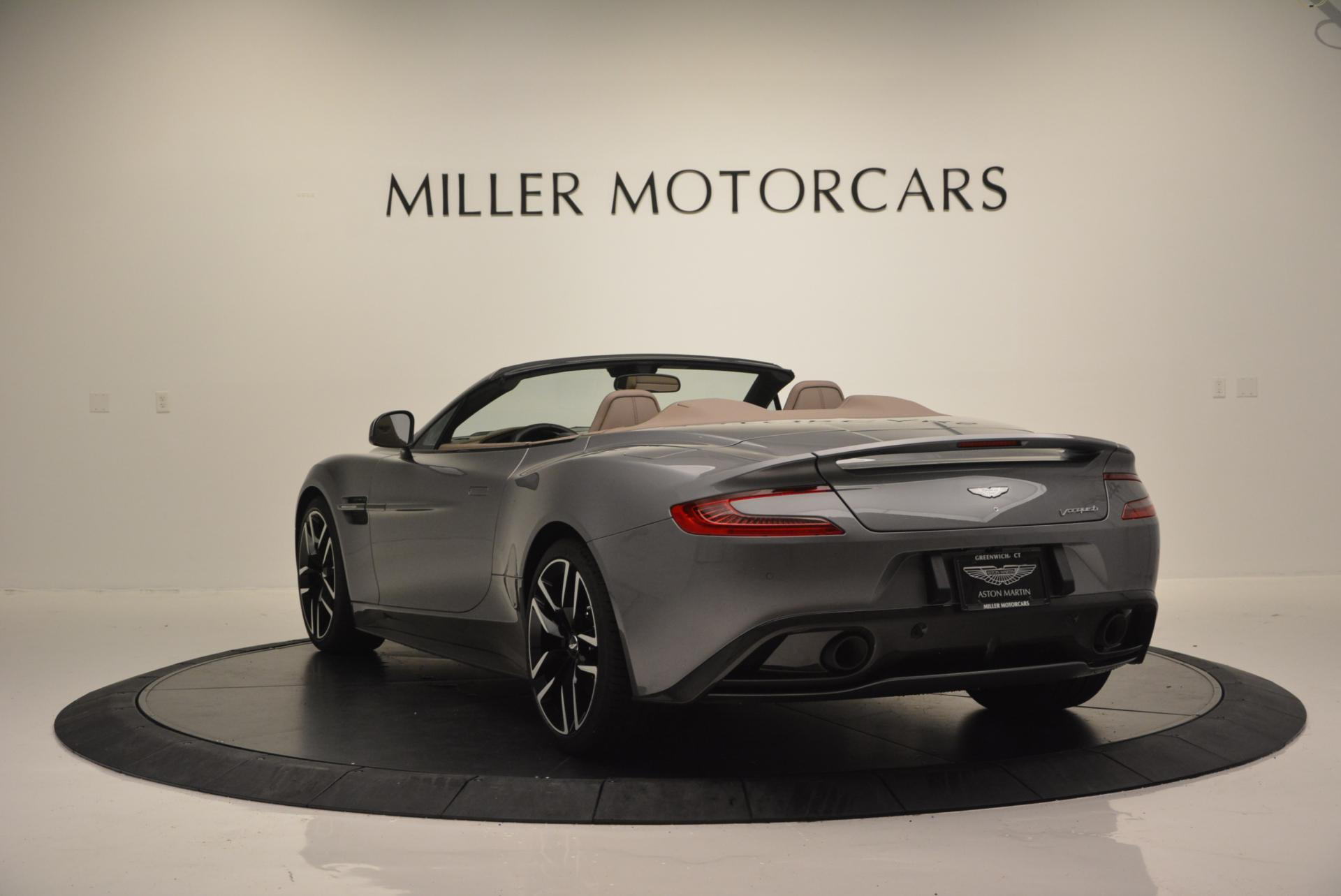 New 2016 Aston Martin Vanquish Volante For Sale In Greenwich, CT. Alfa Romeo of Greenwich, A1189 522_p5