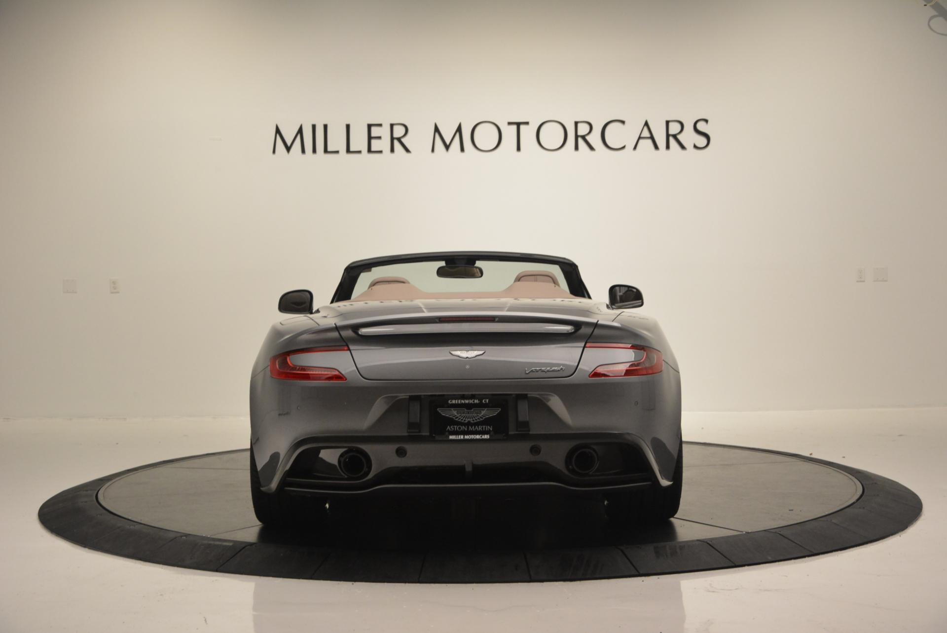New 2016 Aston Martin Vanquish Volante For Sale In Greenwich, CT. Alfa Romeo of Greenwich, A1189 522_p6