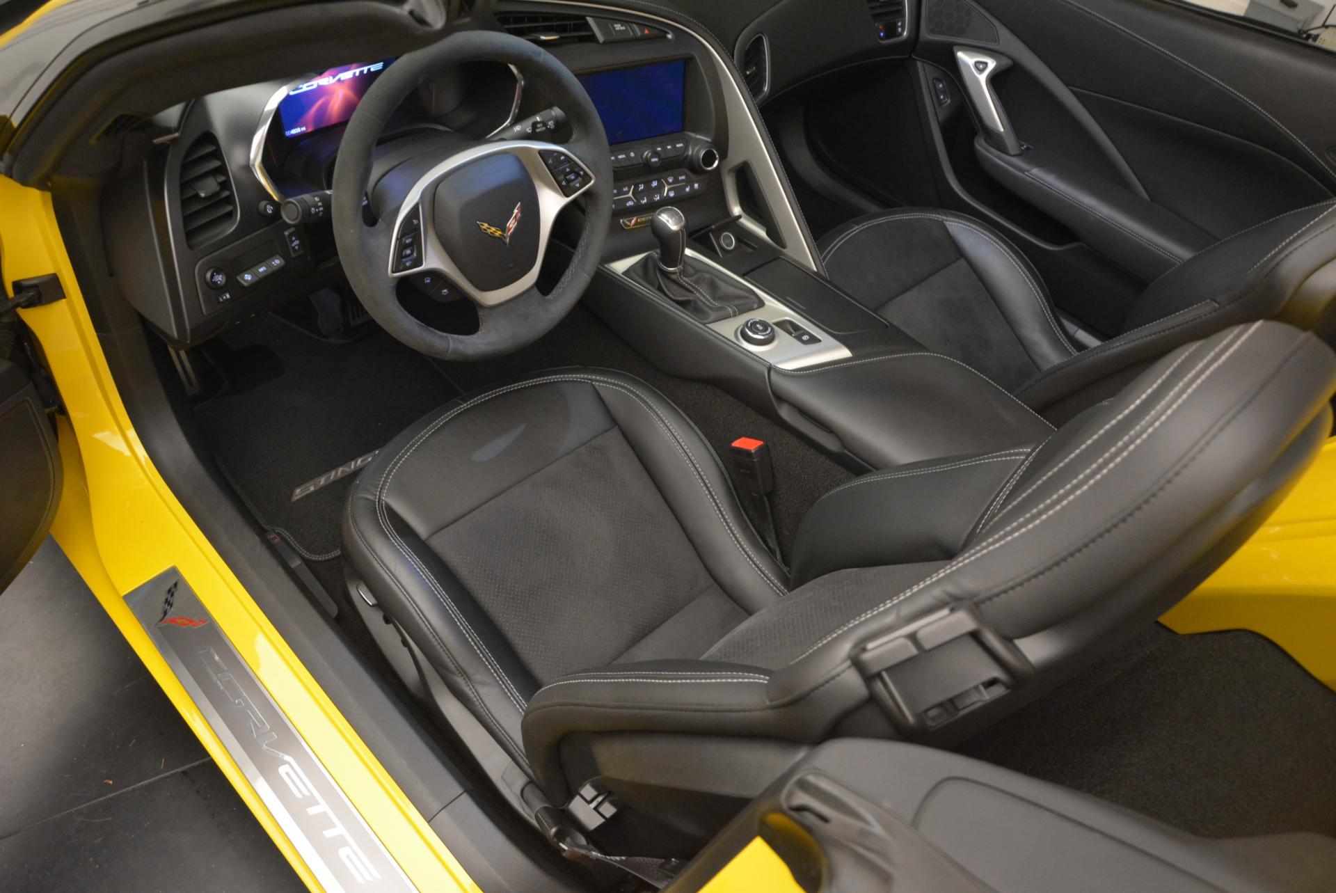 Used 2014 Chevrolet Corvette Stingray Z51 For Sale In Greenwich, CT. Alfa Romeo of Greenwich, 7088 523_p13