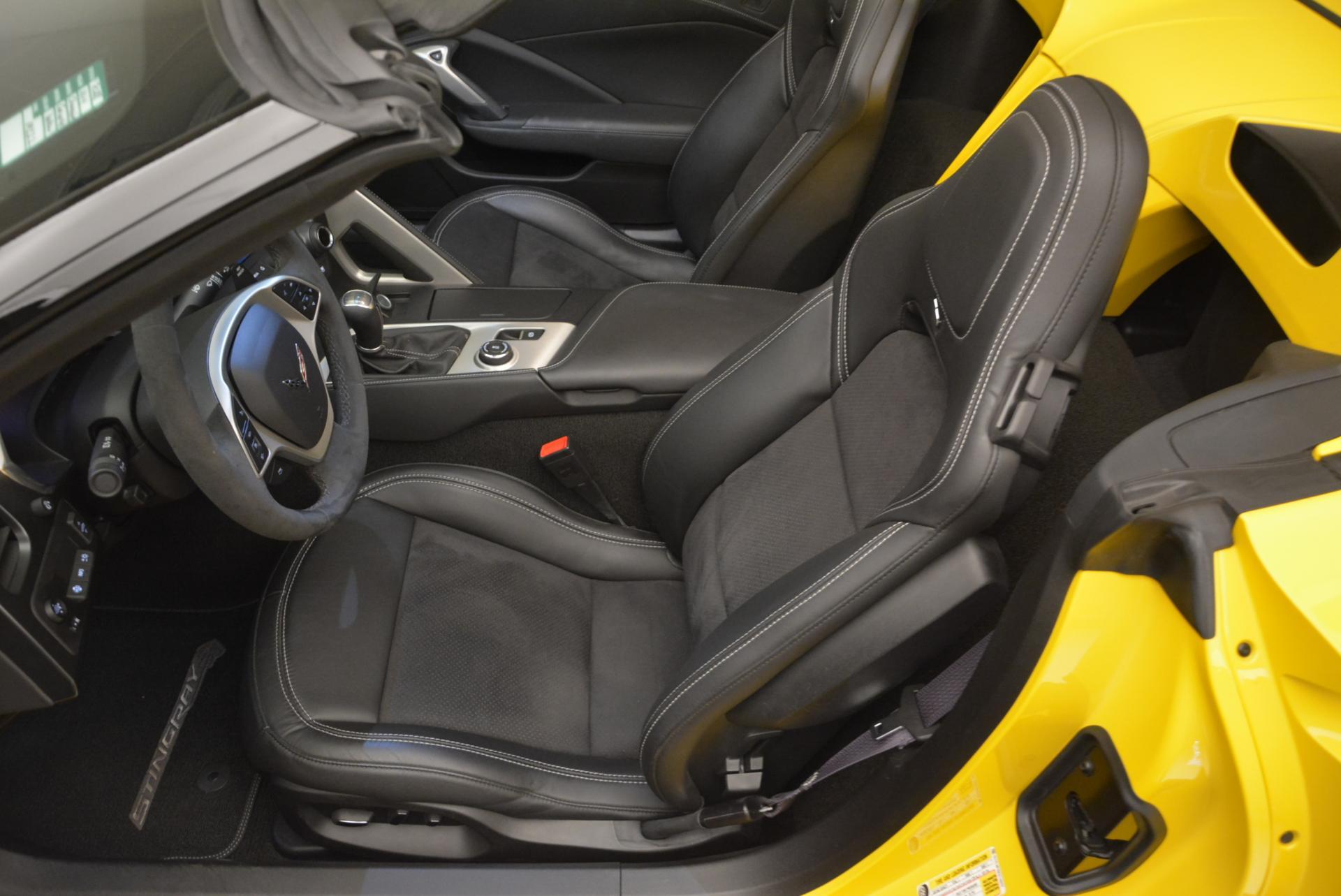 Used 2014 Chevrolet Corvette Stingray Z51 For Sale In Greenwich, CT. Alfa Romeo of Greenwich, 7088 523_p14
