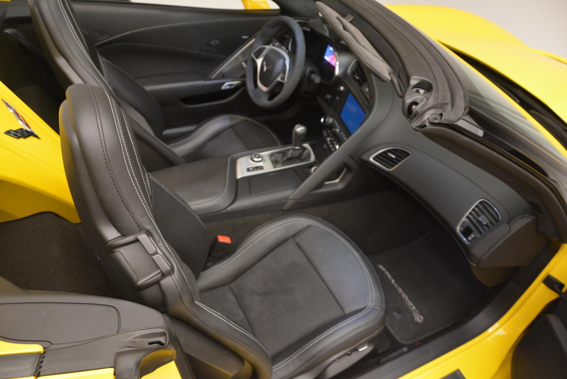 Used 2014 Chevrolet Corvette Stingray Z51 For Sale In Greenwich, CT. Alfa Romeo of Greenwich, 7088 523_p18