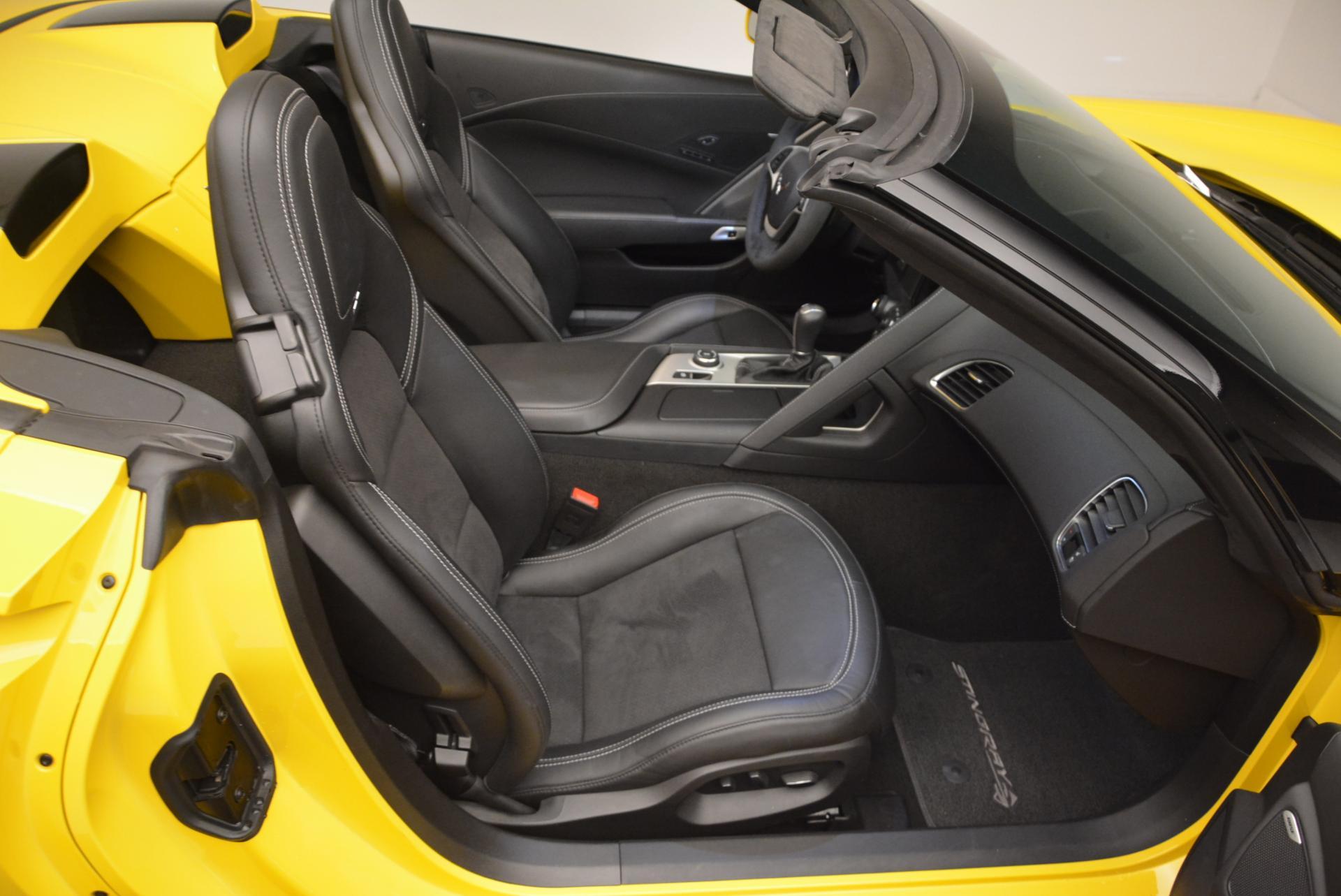 Used 2014 Chevrolet Corvette Stingray Z51 For Sale In Greenwich, CT. Alfa Romeo of Greenwich, 7088 523_p19