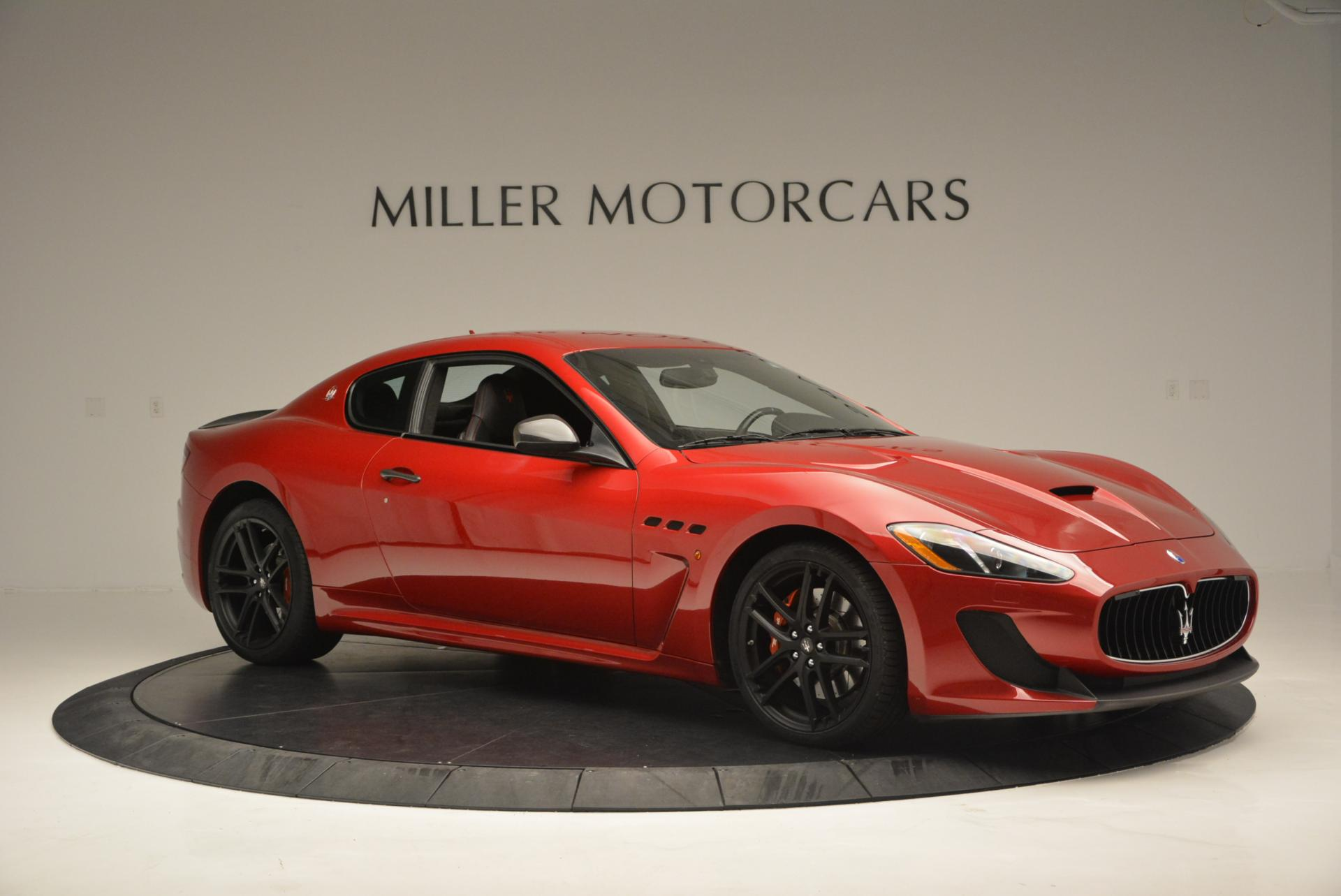 Used 2014 Maserati GranTurismo MC For Sale In Greenwich, CT. Alfa Romeo of Greenwich, M1901A 525_p10