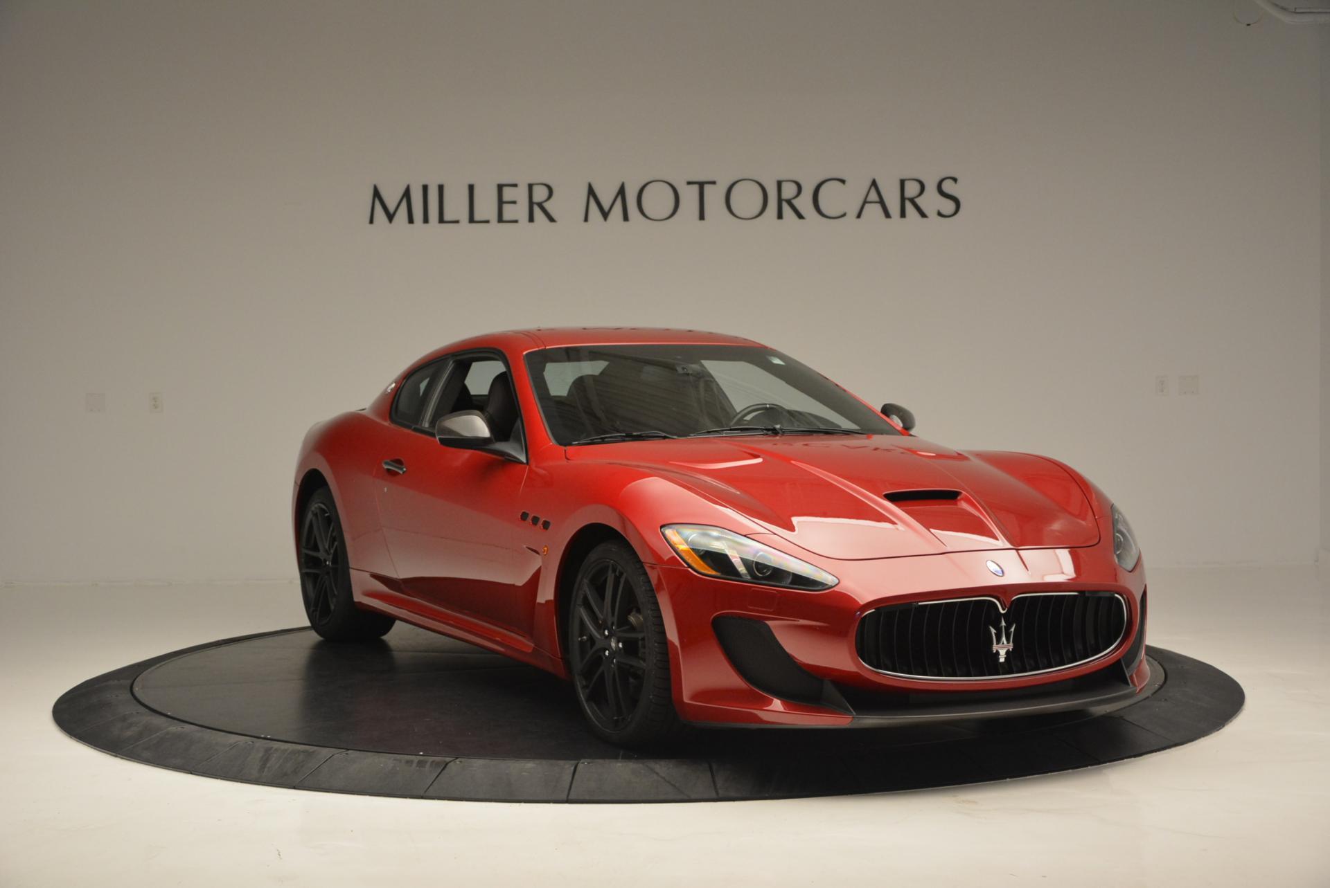 Used 2014 Maserati GranTurismo MC For Sale In Greenwich, CT. Alfa Romeo of Greenwich, M1901A 525_p11