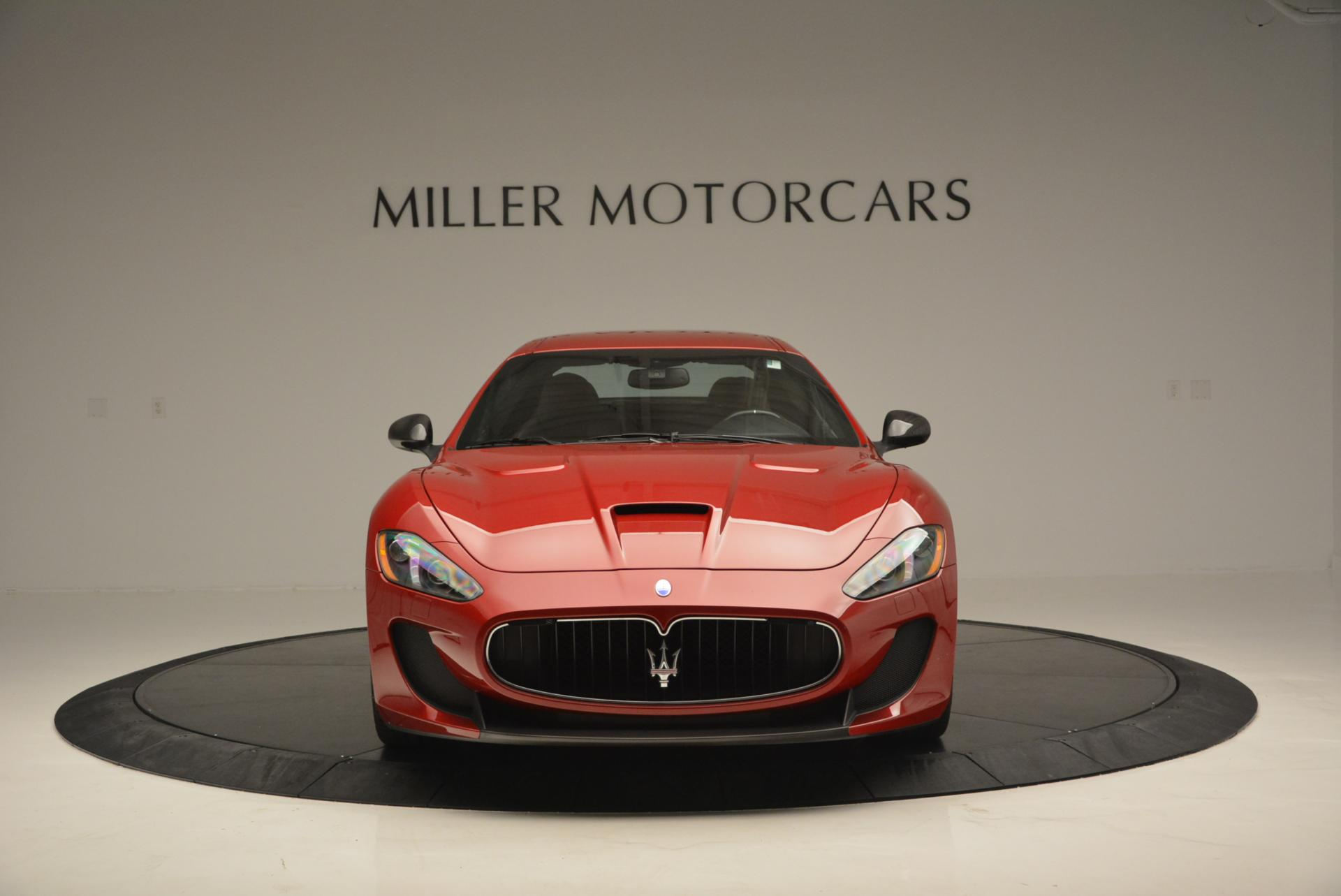 Used 2014 Maserati GranTurismo MC For Sale In Greenwich, CT. Alfa Romeo of Greenwich, M1901A 525_p12