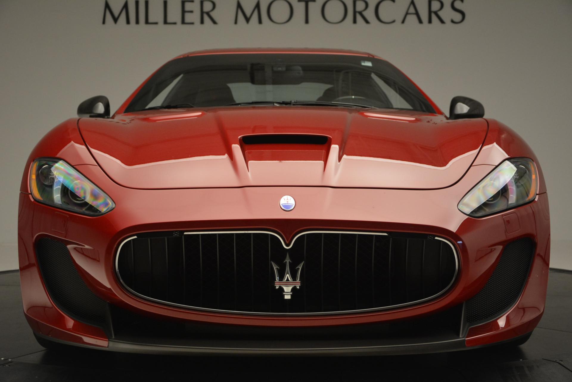 Used 2014 Maserati GranTurismo MC For Sale In Greenwich, CT. Alfa Romeo of Greenwich, M1901A 525_p13