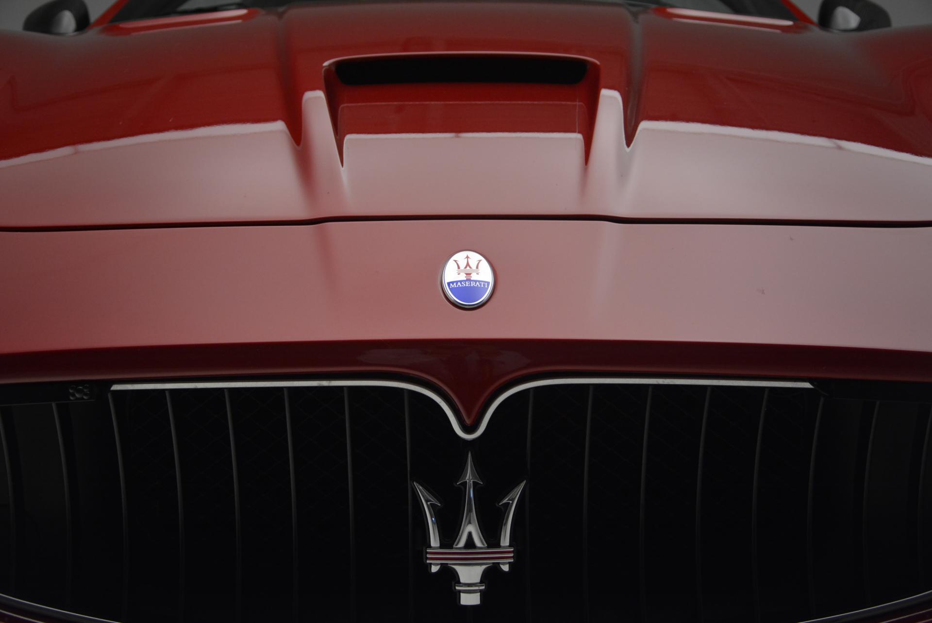 Used 2014 Maserati GranTurismo MC For Sale In Greenwich, CT. Alfa Romeo of Greenwich, M1901A 525_p14