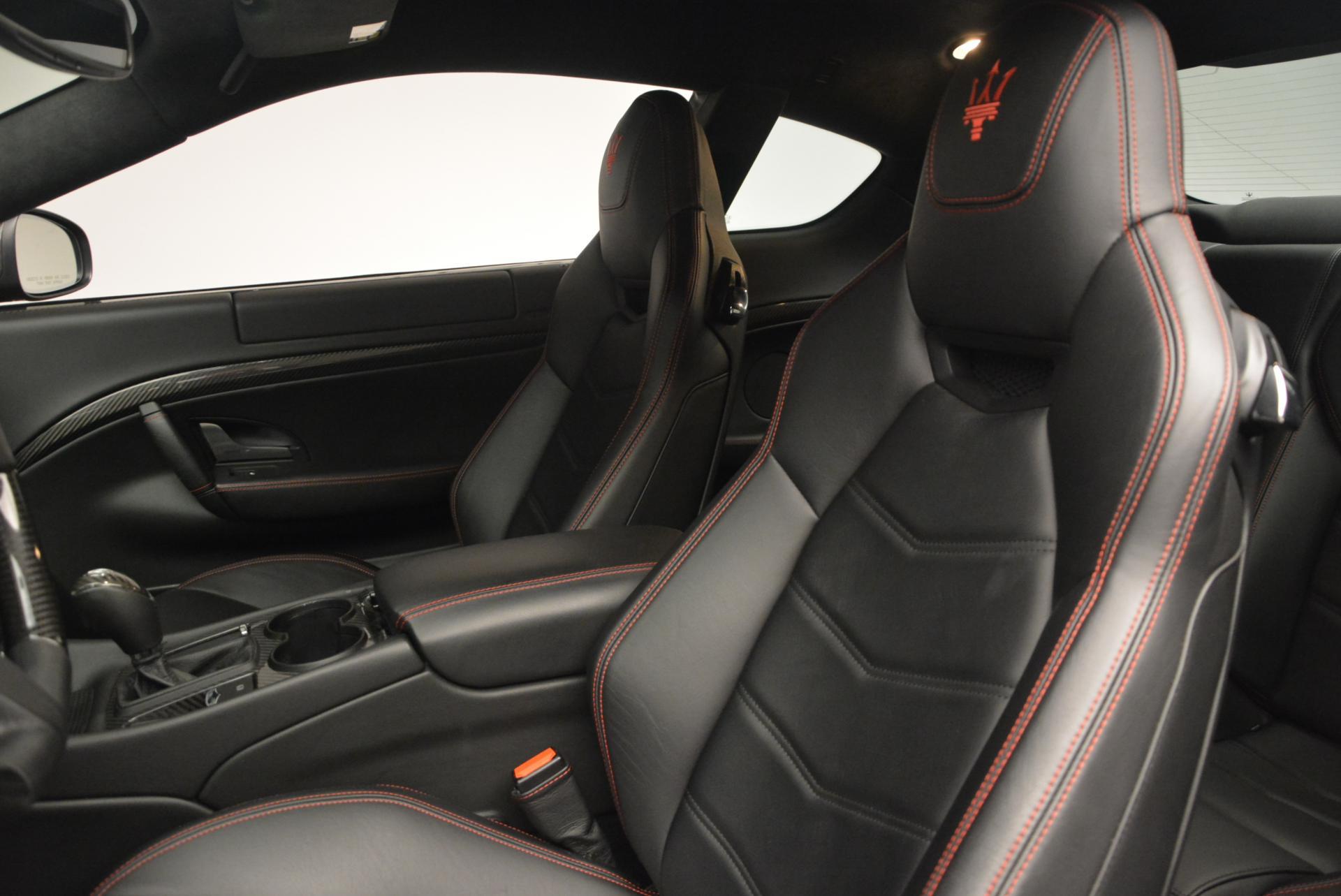 Used 2014 Maserati GranTurismo MC For Sale In Greenwich, CT. Alfa Romeo of Greenwich, M1901A 525_p18