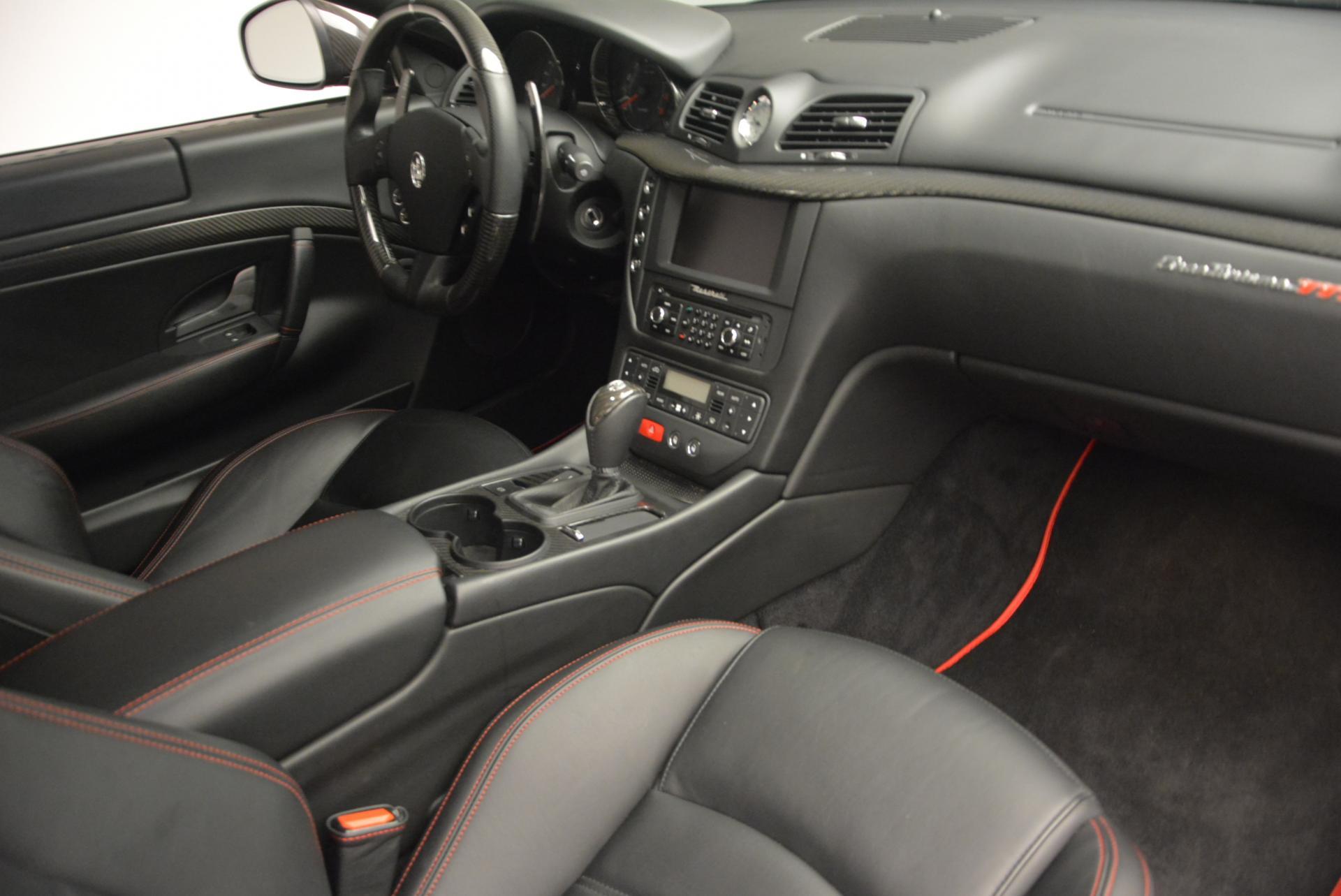 Used 2014 Maserati GranTurismo MC For Sale In Greenwich, CT. Alfa Romeo of Greenwich, M1901A 525_p20