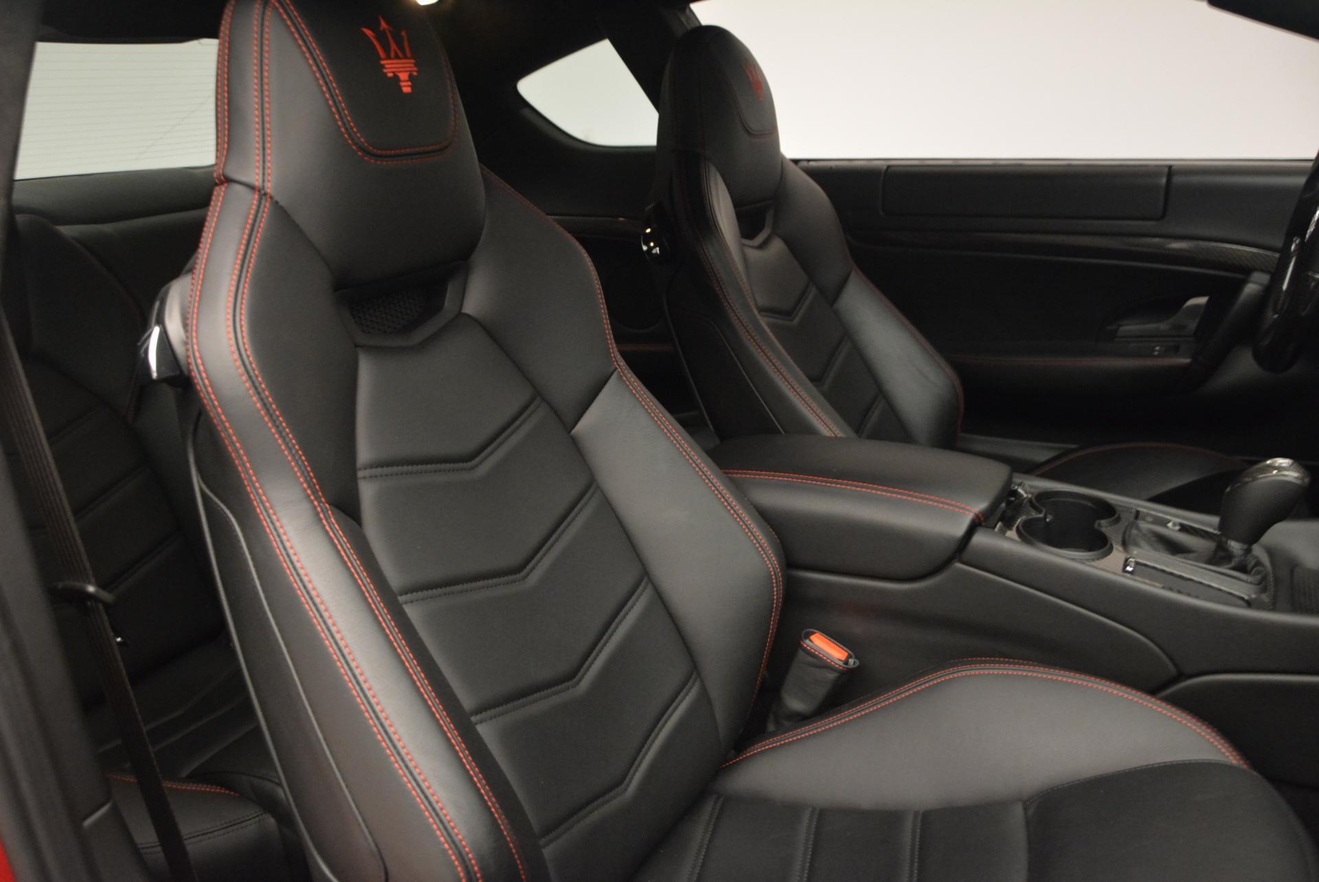 Used 2014 Maserati GranTurismo MC For Sale In Greenwich, CT. Alfa Romeo of Greenwich, M1901A 525_p22