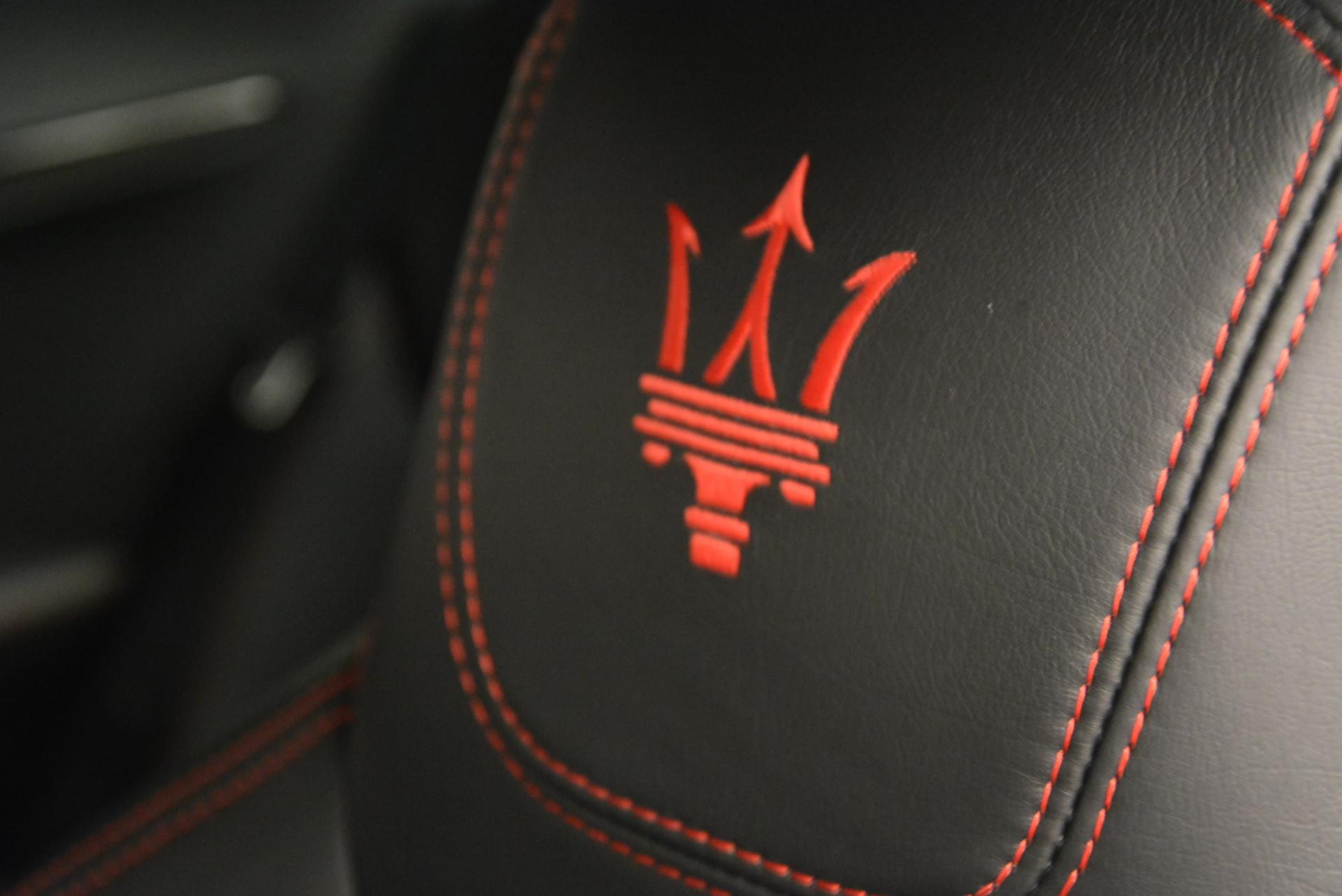 Used 2014 Maserati GranTurismo MC For Sale In Greenwich, CT. Alfa Romeo of Greenwich, M1901A 525_p23