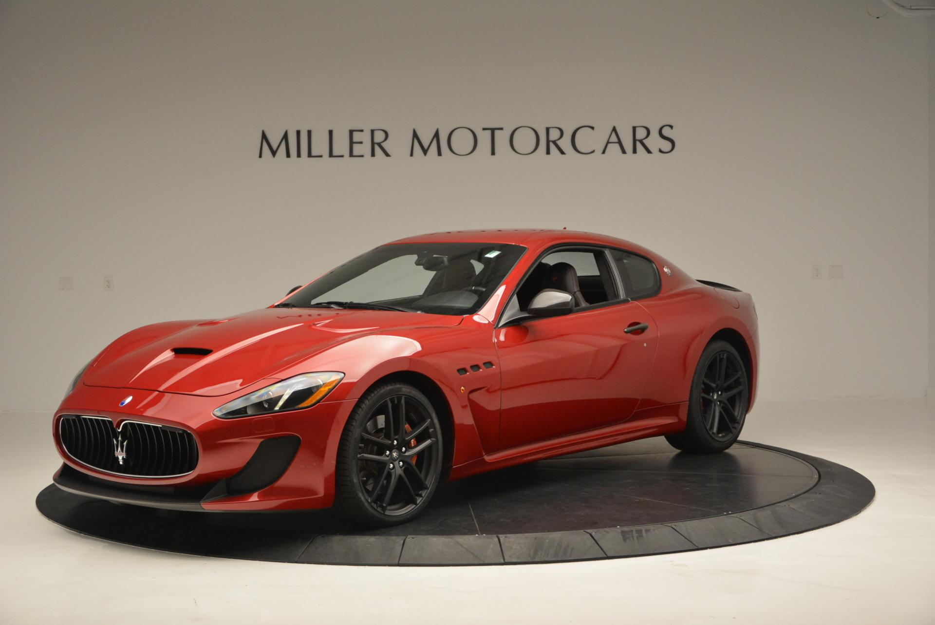 Used 2014 Maserati GranTurismo MC For Sale In Greenwich, CT. Alfa Romeo of Greenwich, M1901A 525_p2