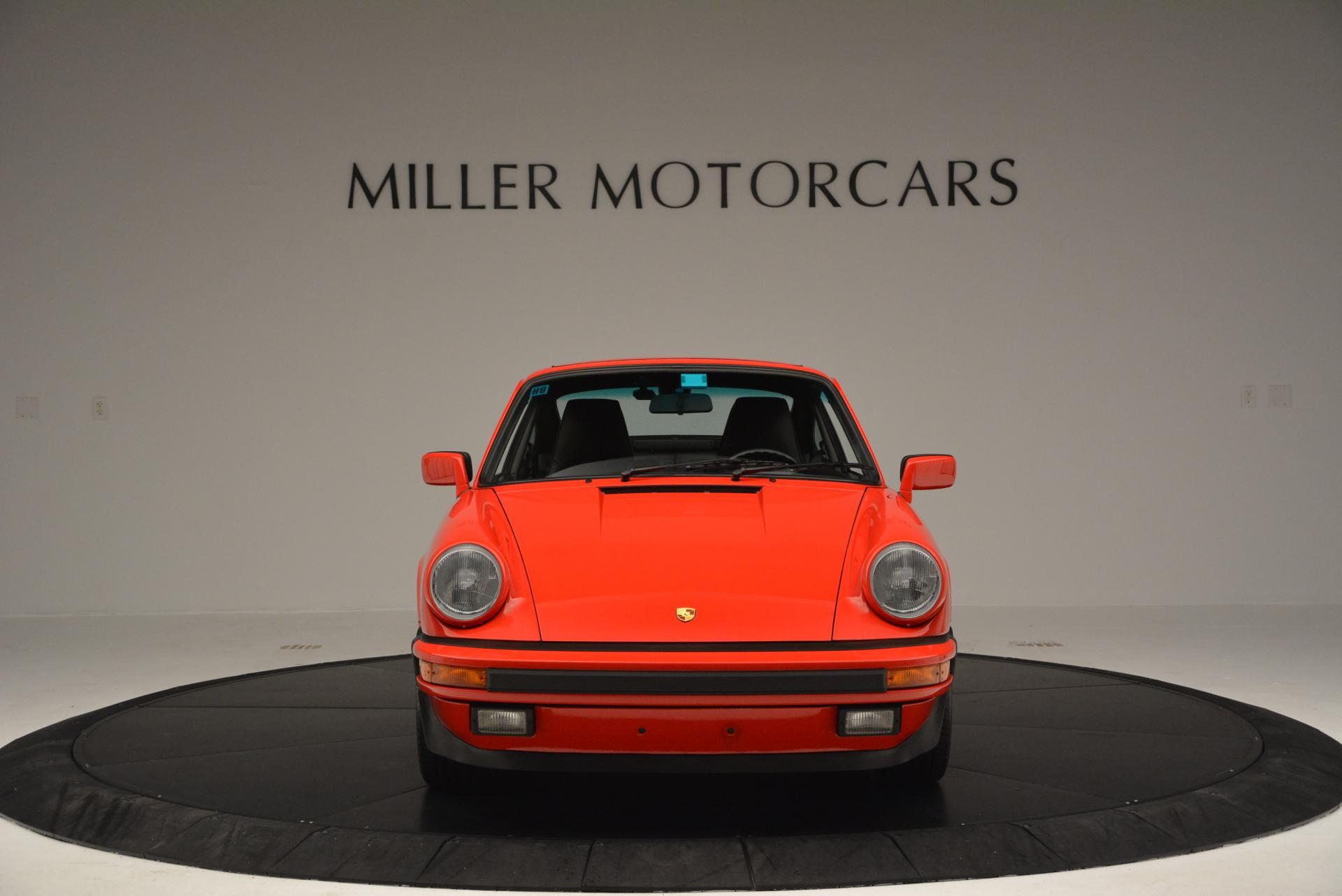 Used 1988 Porsche 911 Carrera For Sale In Greenwich, CT. Alfa Romeo of Greenwich, 6968C 527_p12