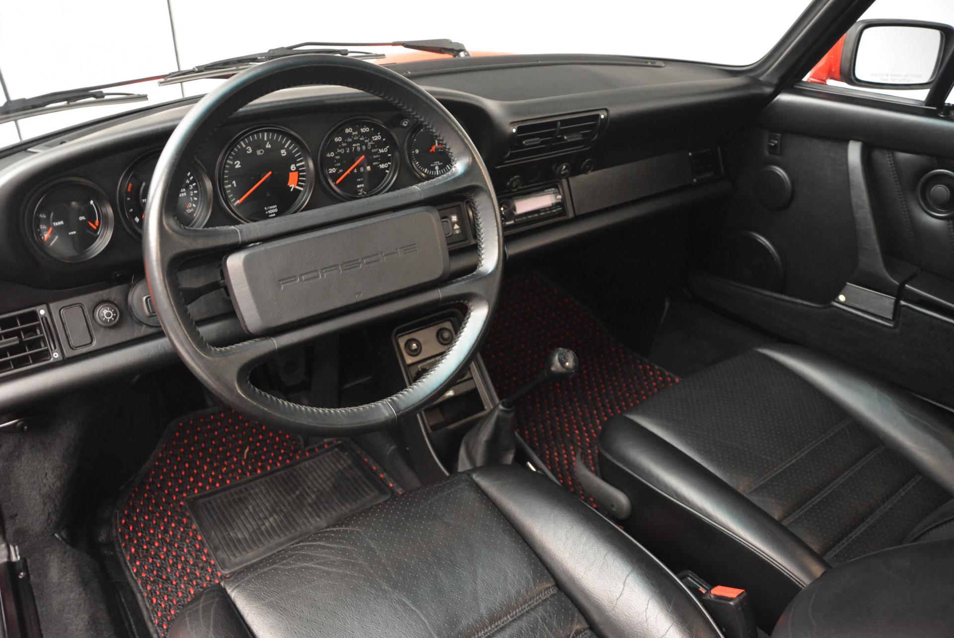 Used 1988 Porsche 911 Carrera For Sale In Greenwich, CT. Alfa Romeo of Greenwich, 6968C 527_p13