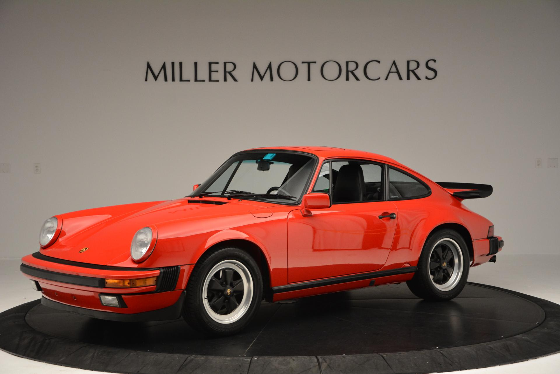 Used 1988 Porsche 911 Carrera For Sale In Greenwich, CT. Alfa Romeo of Greenwich, 6968C 527_p2