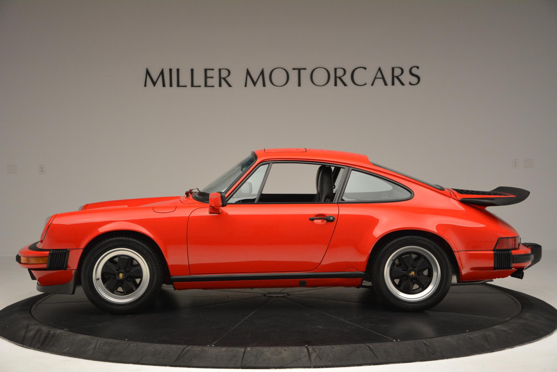 Used 1988 Porsche 911 Carrera For Sale In Greenwich, CT. Alfa Romeo of Greenwich, 6968C 527_p3