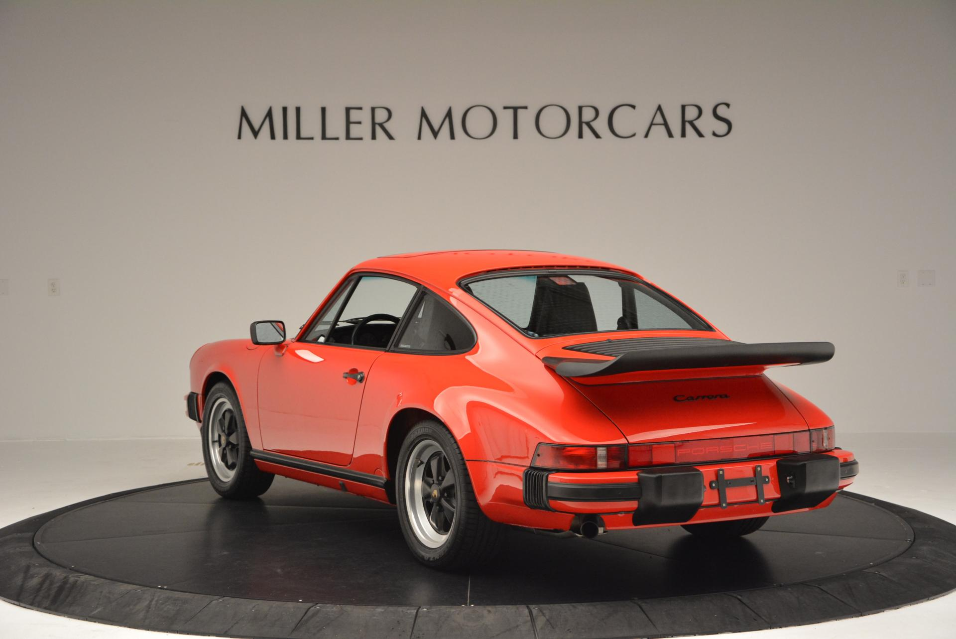 Used 1988 Porsche 911 Carrera For Sale In Greenwich, CT. Alfa Romeo of Greenwich, 6968C 527_p5