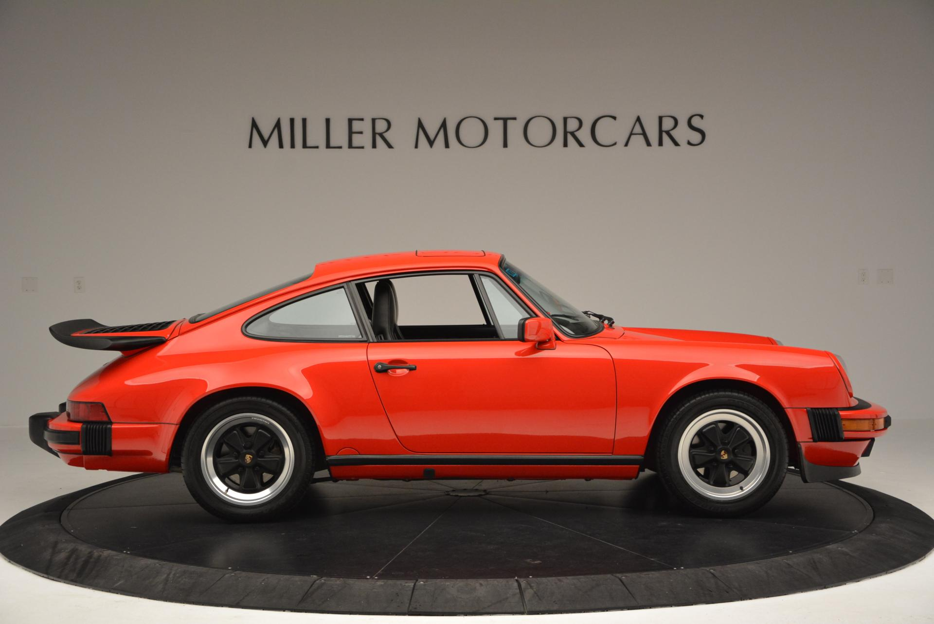 Used 1988 Porsche 911 Carrera For Sale In Greenwich, CT. Alfa Romeo of Greenwich, 6968C 527_p9
