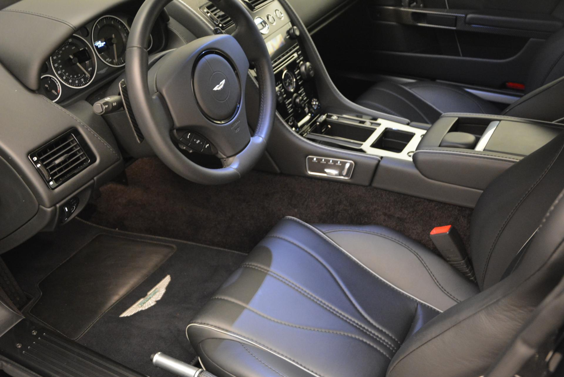 Used 2015 Aston Martin DB9 Carbon Edition For Sale In Greenwich, CT. Alfa Romeo of Greenwich, 7349 528_p13
