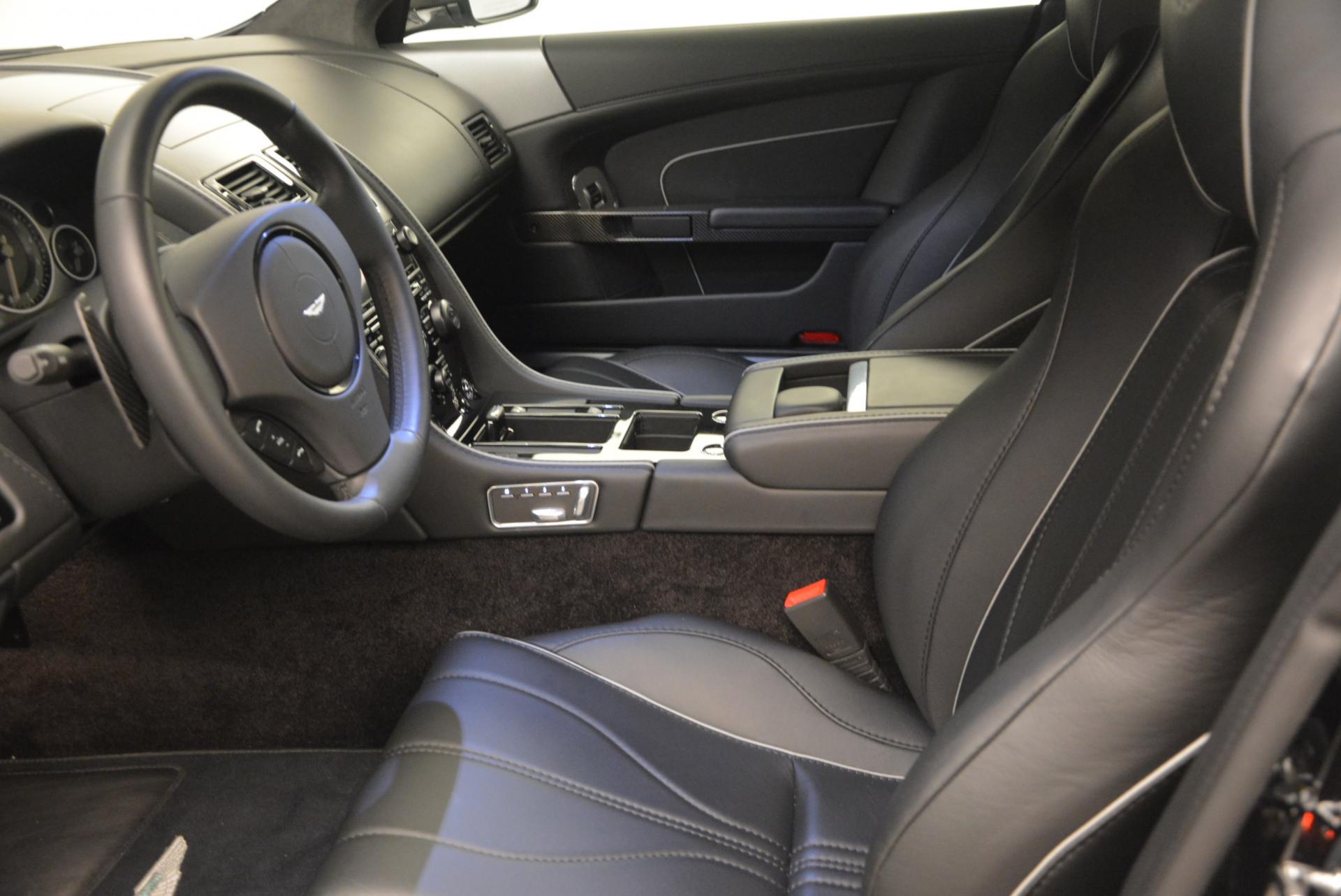 Used 2015 Aston Martin DB9 Carbon Edition For Sale In Greenwich, CT. Alfa Romeo of Greenwich, 7349 528_p14