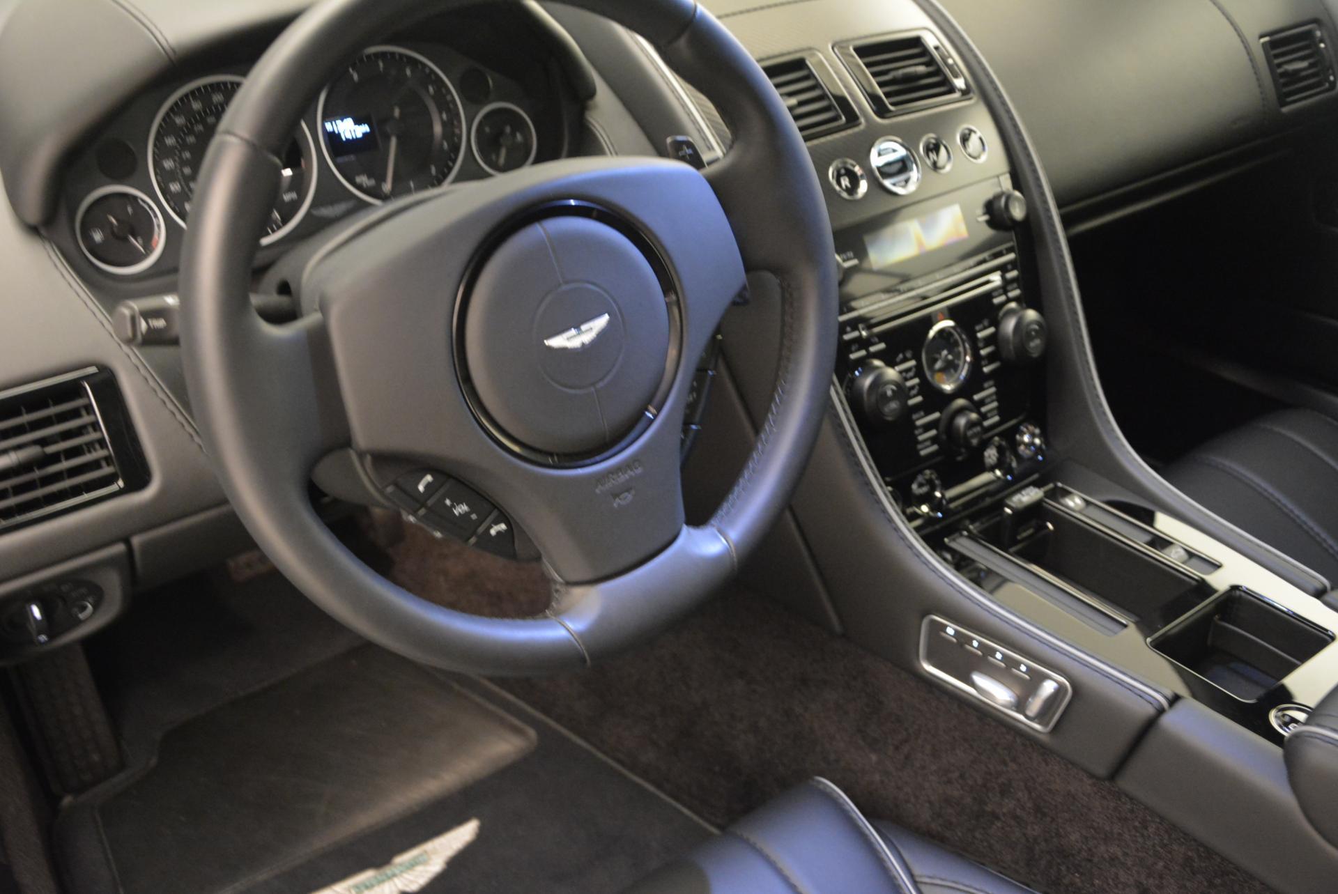 Used 2015 Aston Martin DB9 Carbon Edition For Sale In Greenwich, CT. Alfa Romeo of Greenwich, 7349 528_p15