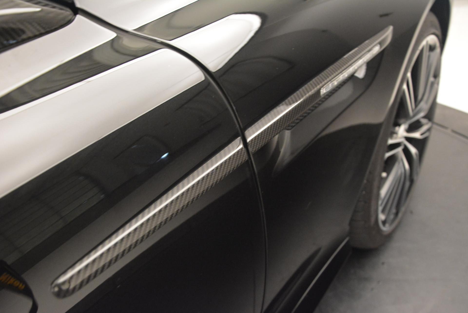 Used 2015 Aston Martin DB9 Carbon Edition For Sale In Greenwich, CT. Alfa Romeo of Greenwich, 7349 528_p23